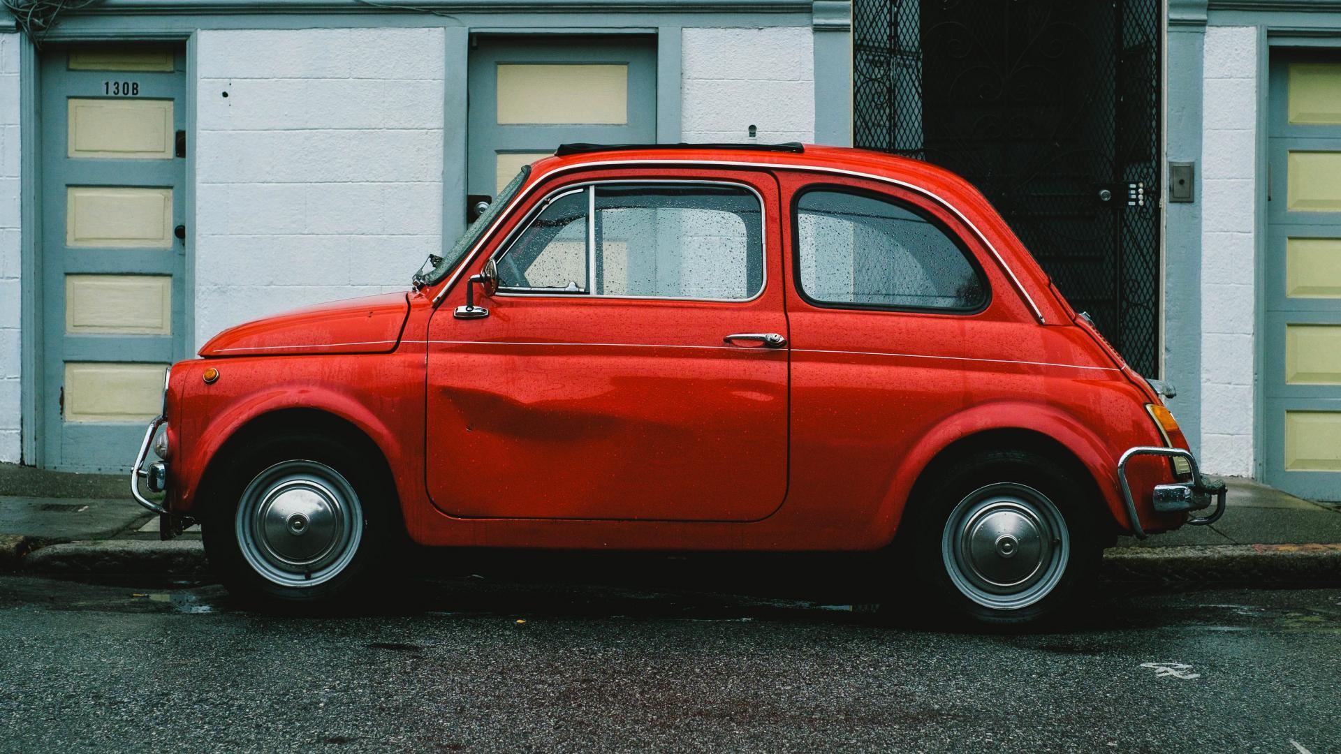 Fiat 500 deuk