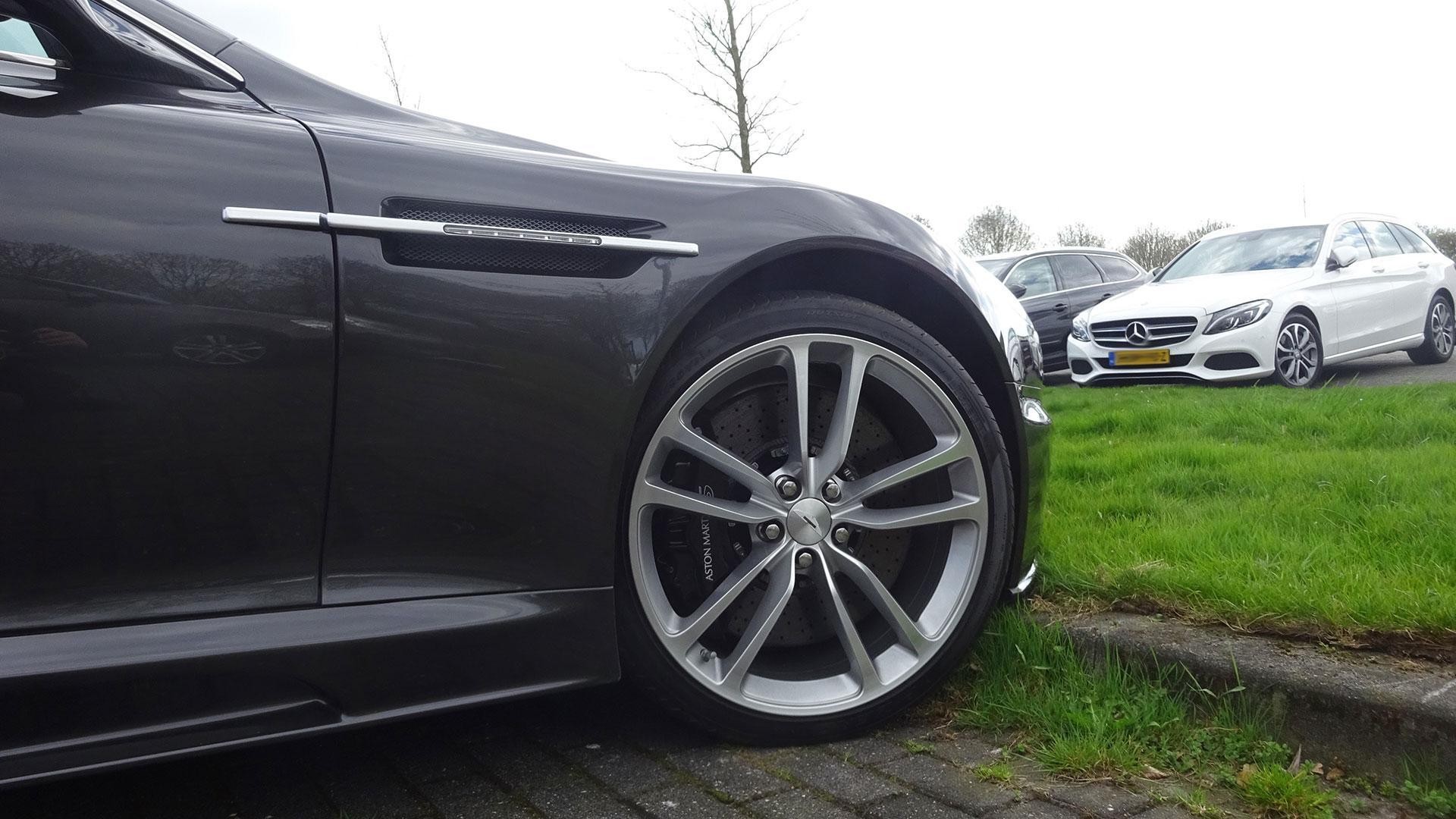 Nederlandse Aston Martin DBS