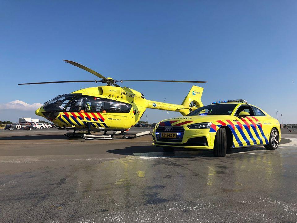 audi a5 ambulance FASE