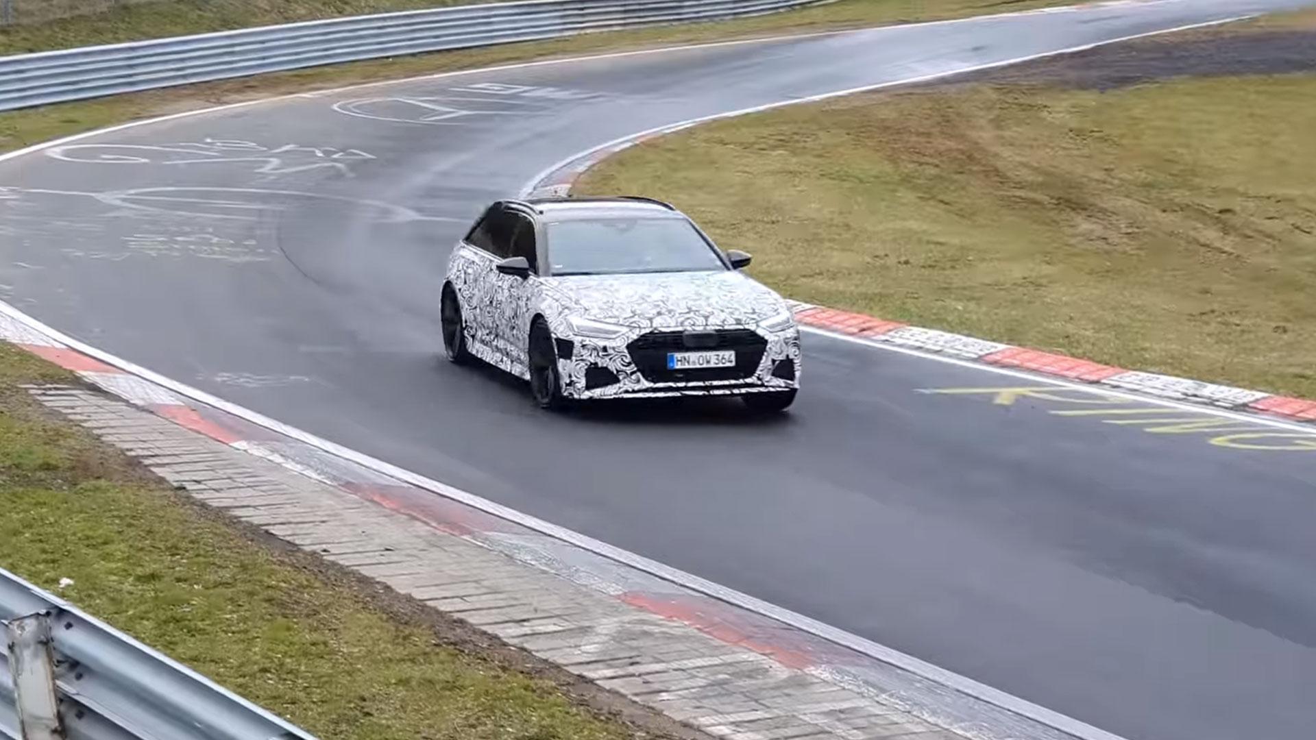 Audi RS 6 2020 C8