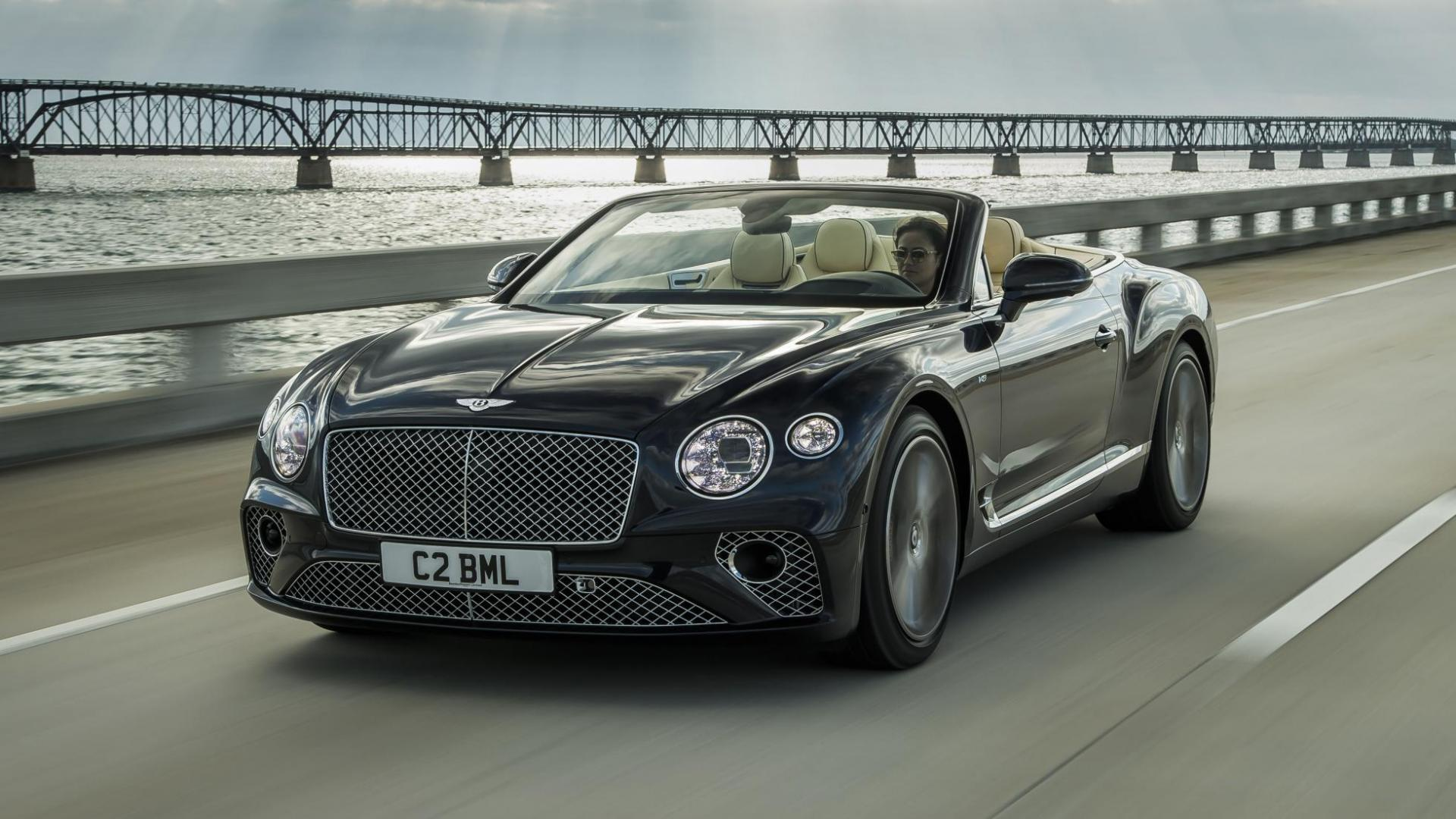 Bentley Continental GT V8 Convertible cabrio