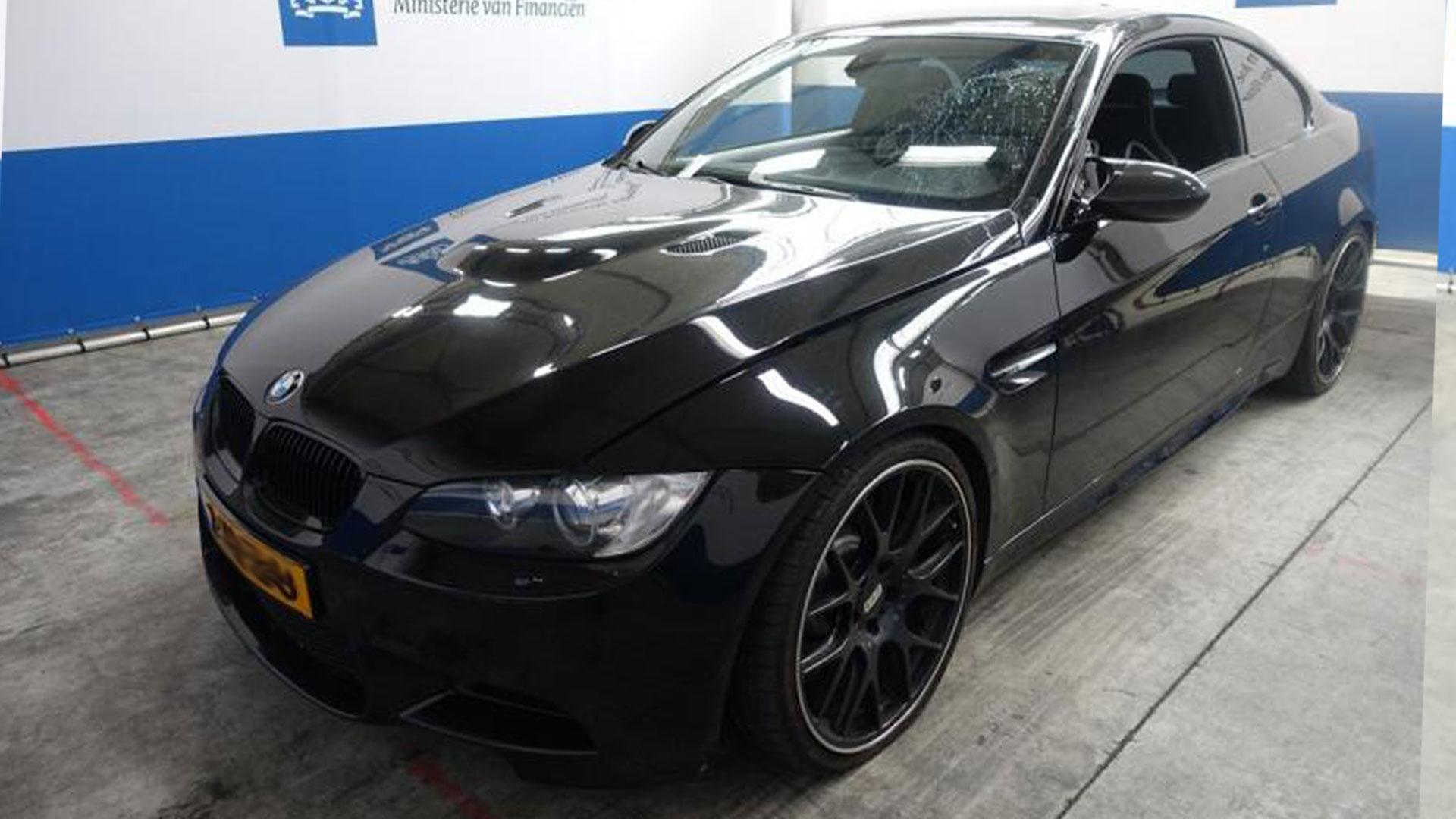 BMW M3 met 680 pk bij Domeinen