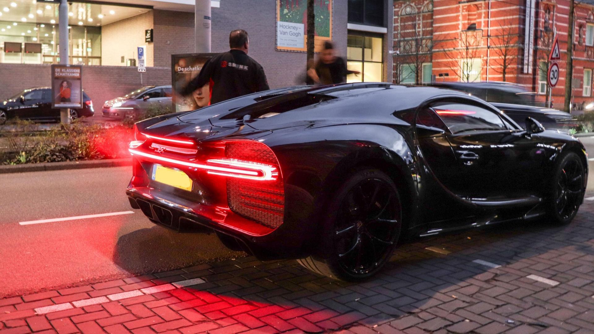 Bugatti Chiron is de duurste leaseauto