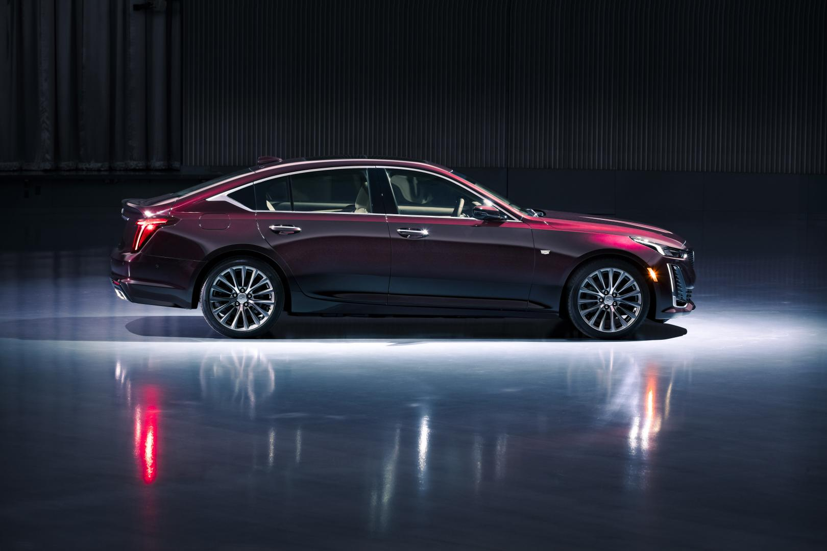 Cadillac CT5 Premium Luxury