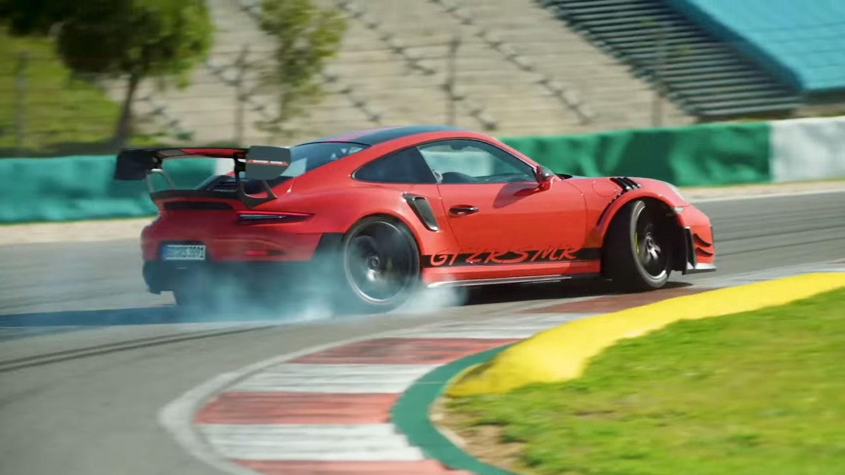 Chris Harris Drives: Porsche 911 GT2 RS MR