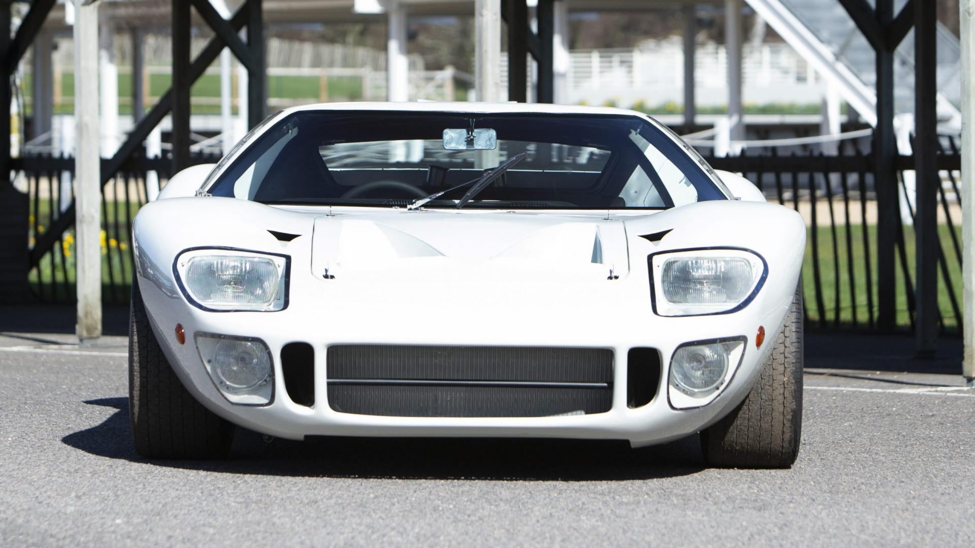 Ford GT40 Terry Drury