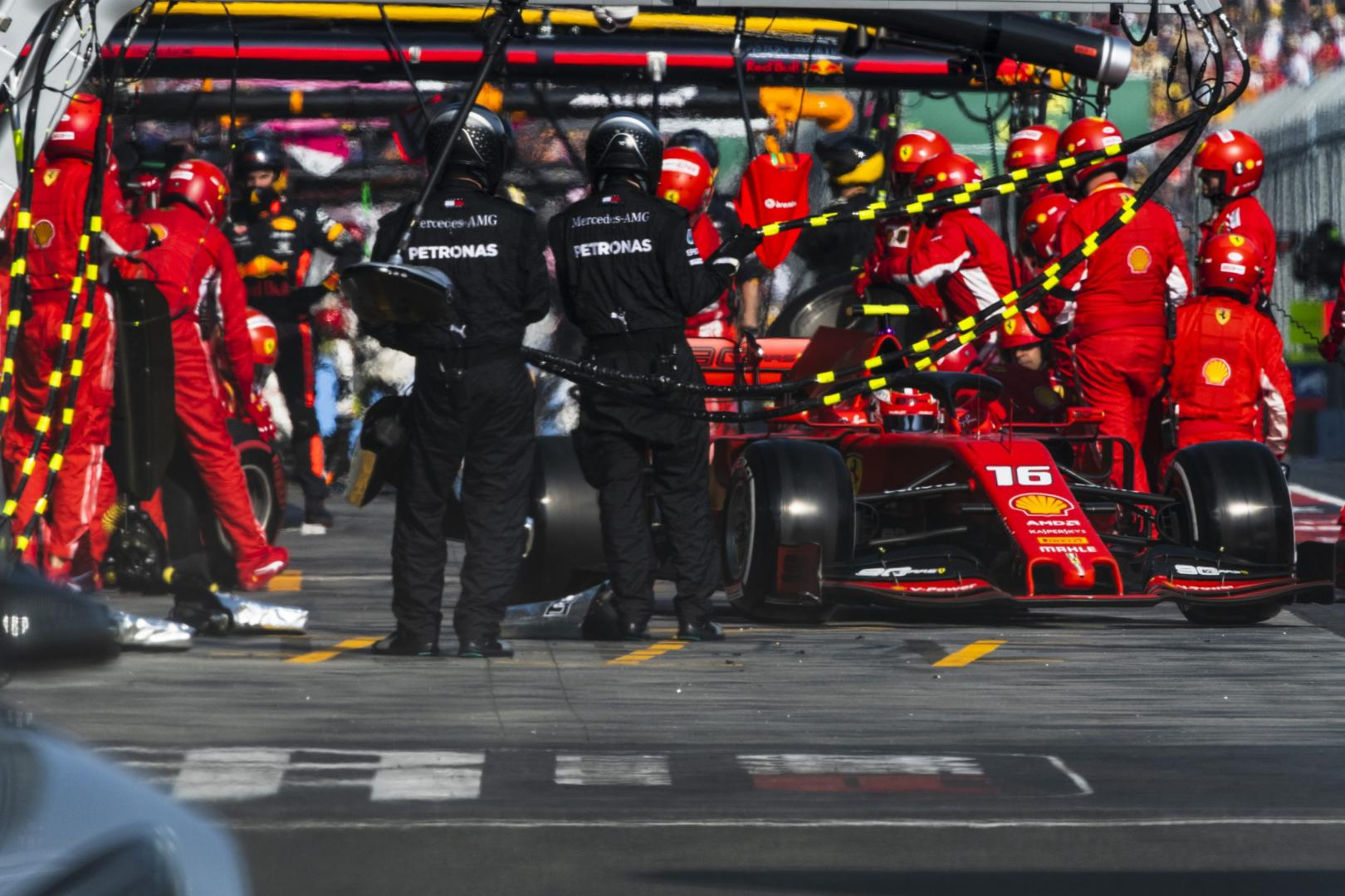 Gevolgen van de GP van Australië 2019