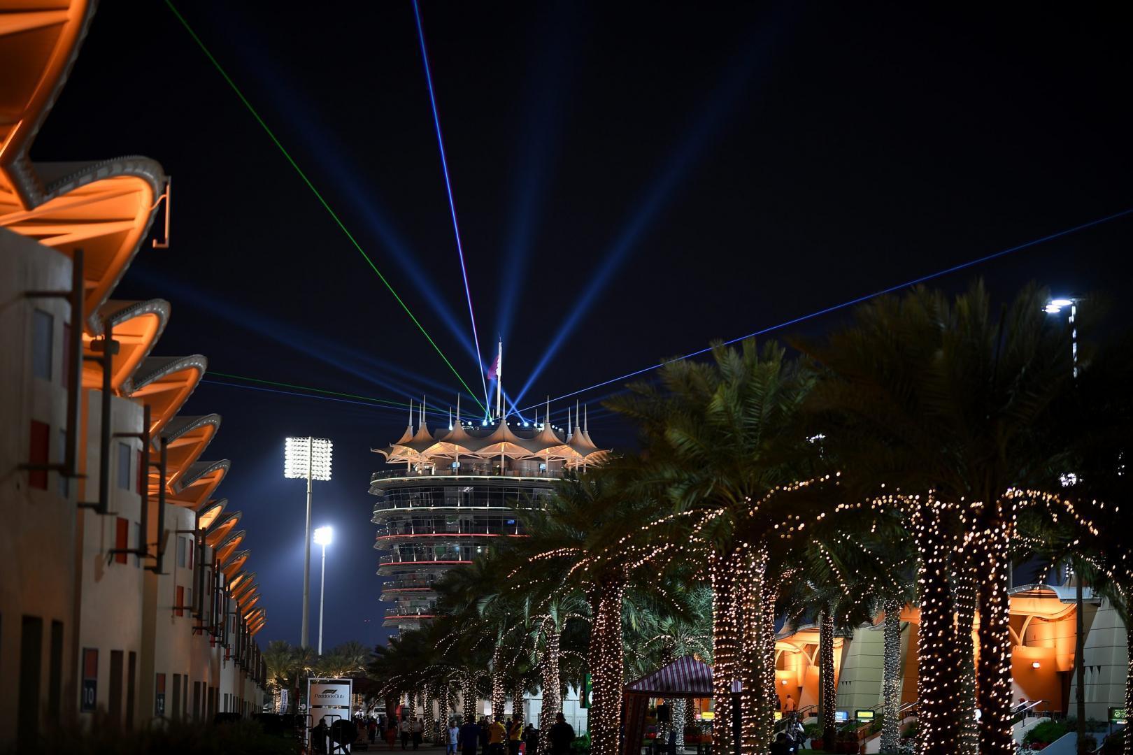 GP van Bahrein Avond