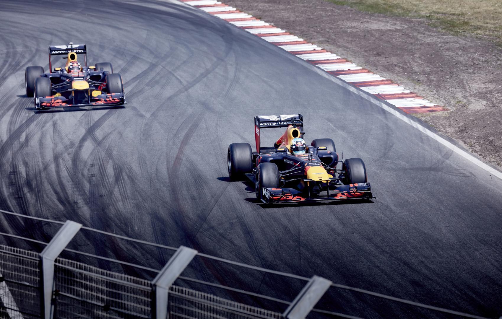 F1 in Nederland Zandvoort
