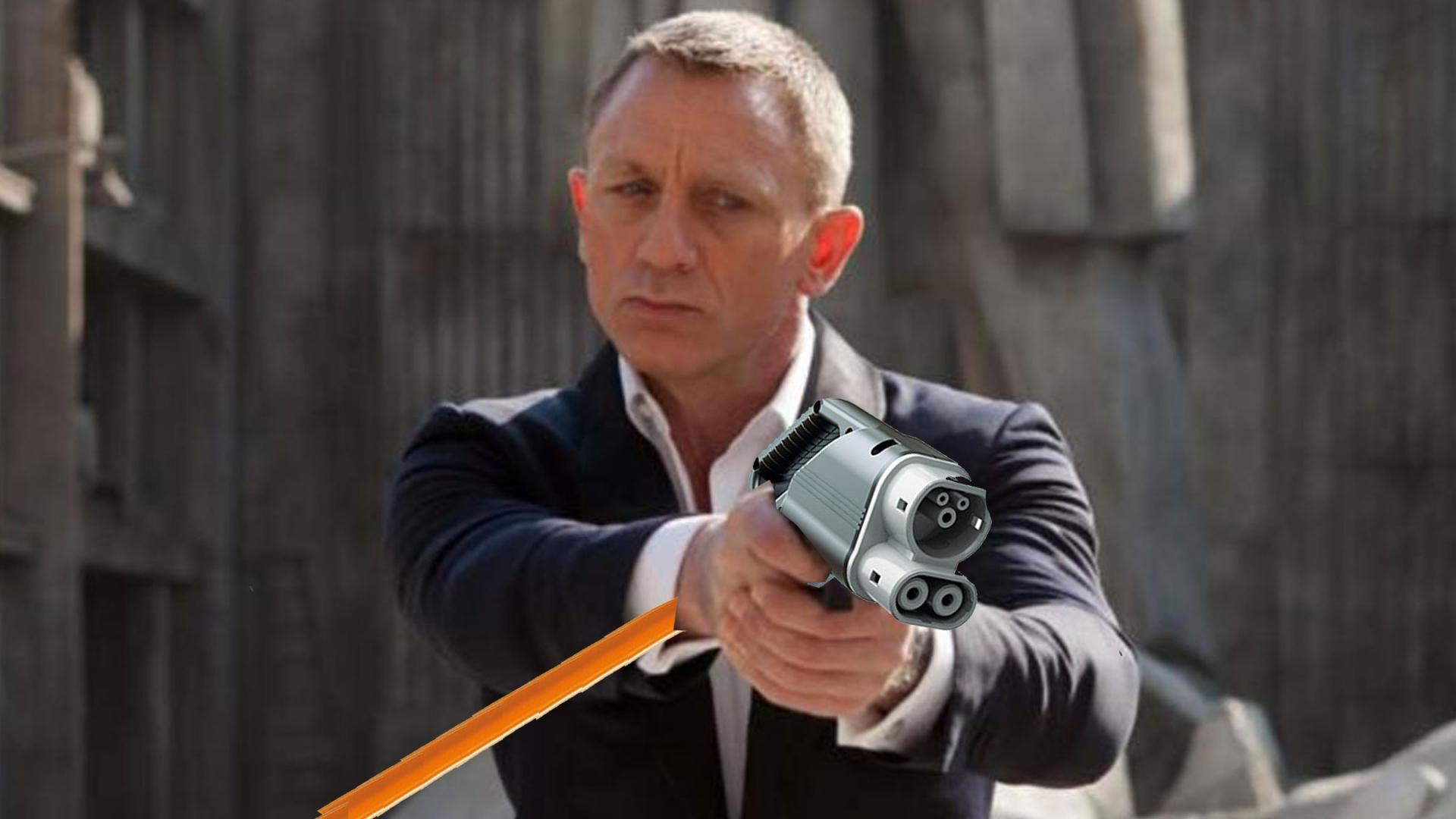 James Bond Stekker