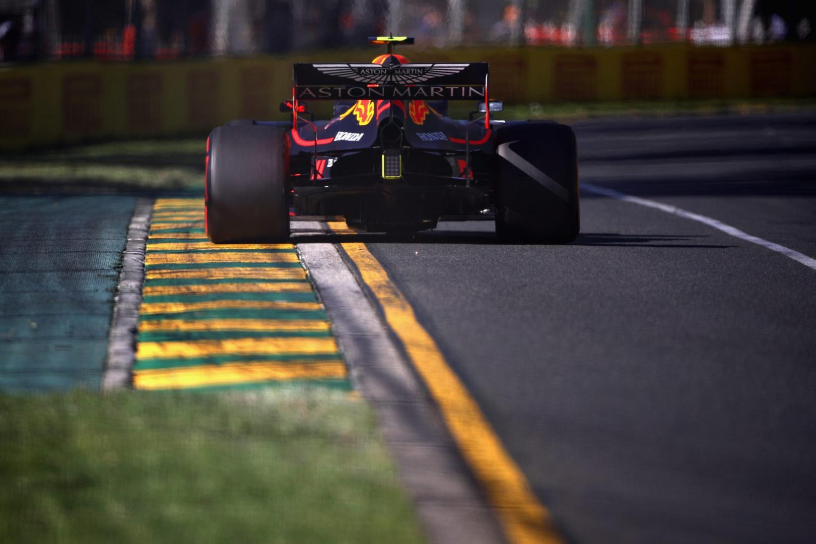 Kwalificatie van de GP van Australië 2019