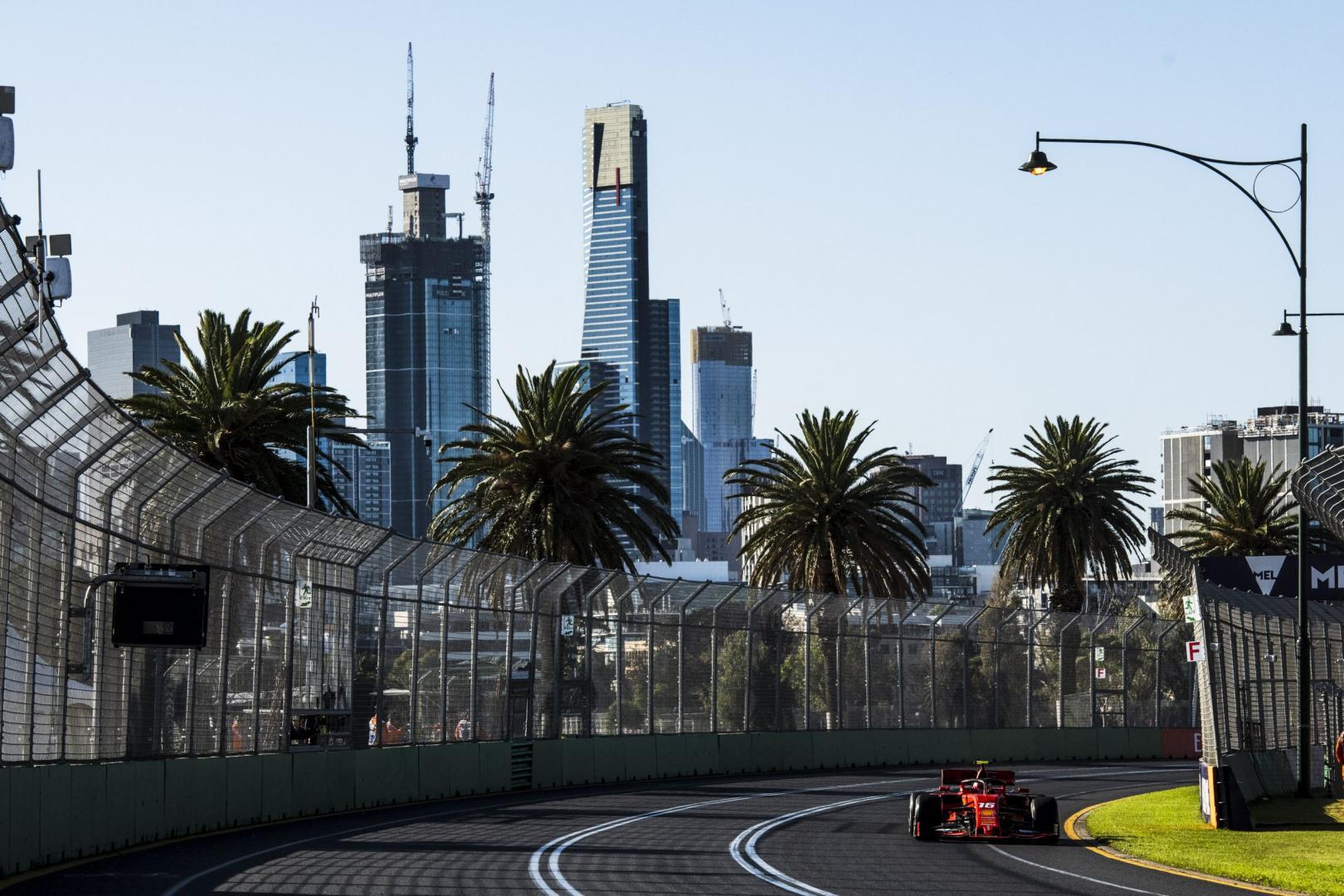 Kwalificatie van de GP van Australie 2019