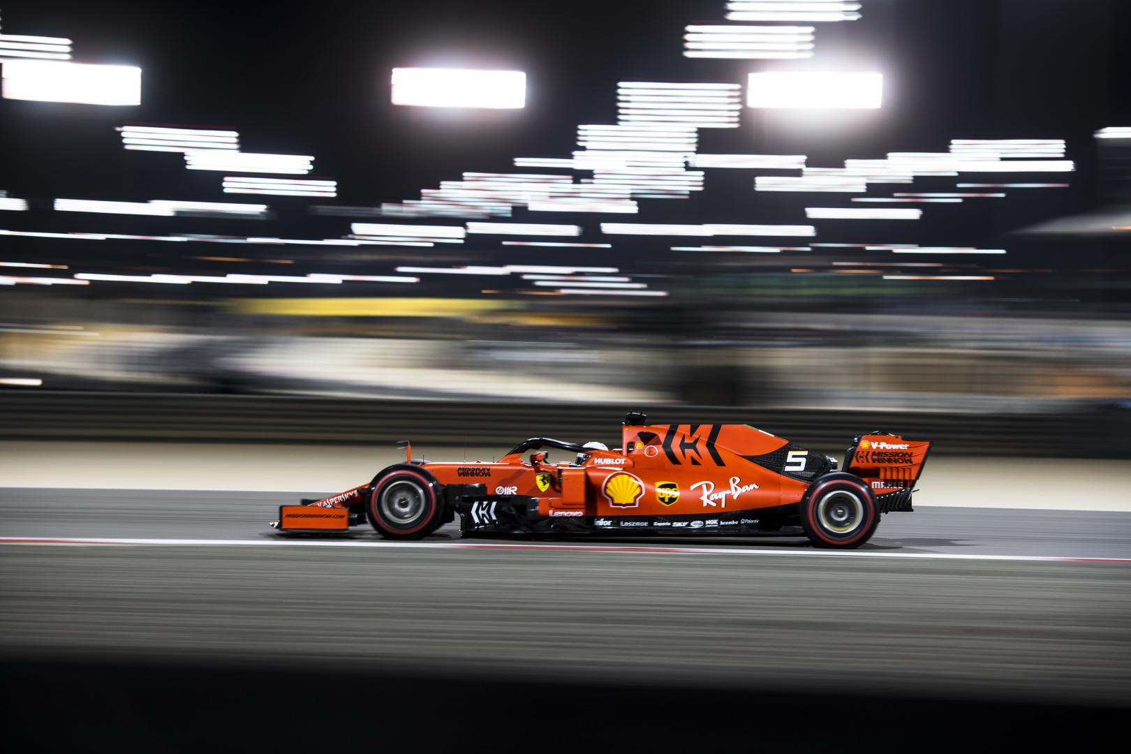Kwalificatie van de GP van Bahrein 2019