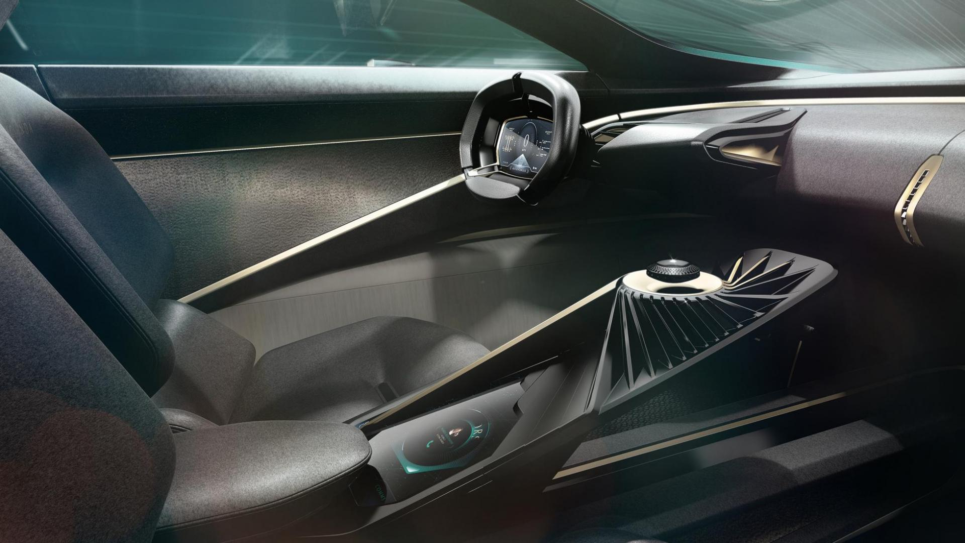 Lagonda All-Terrain Concept interieur