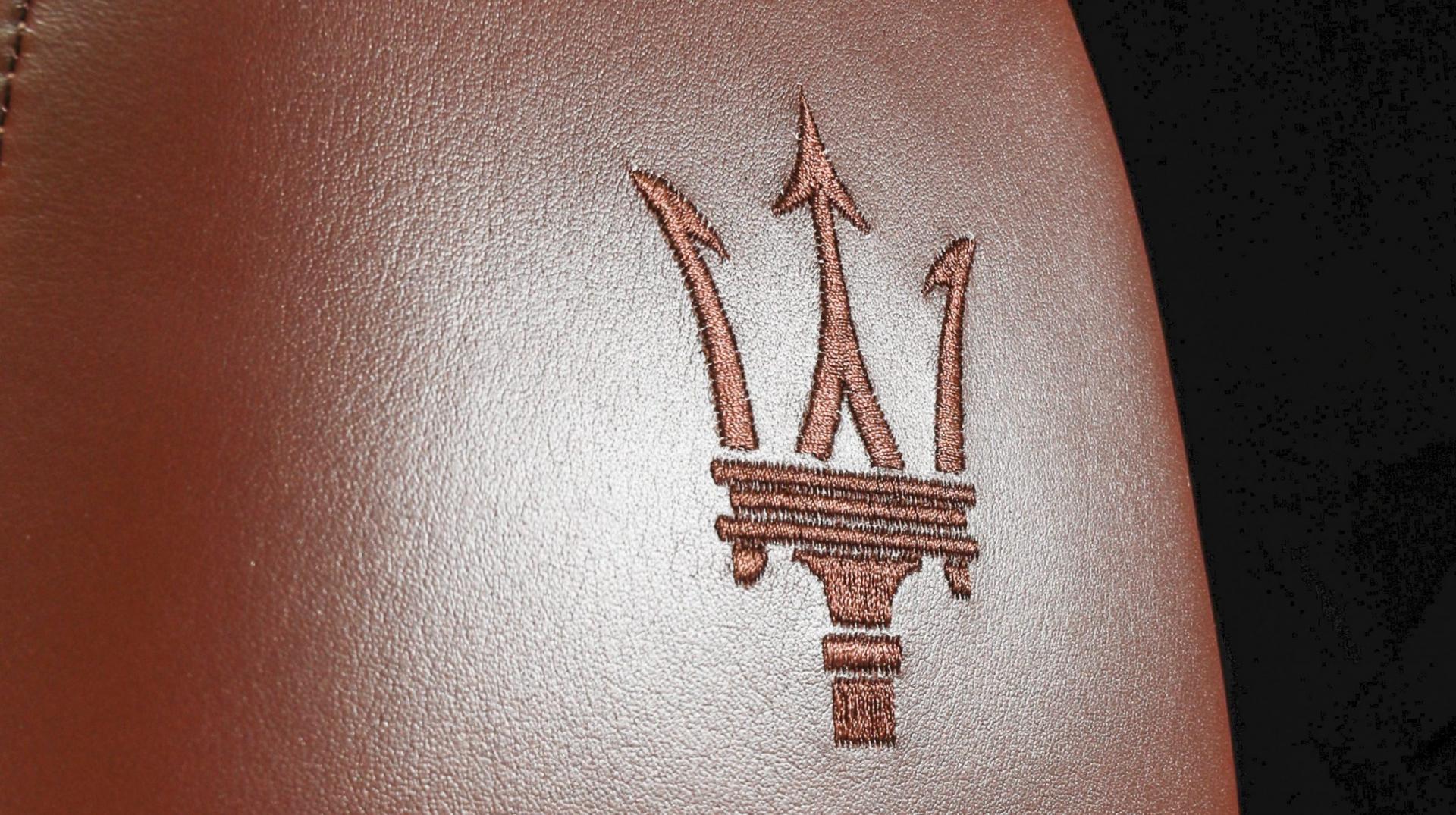 Maserati Levante Allegra Antinori interieur