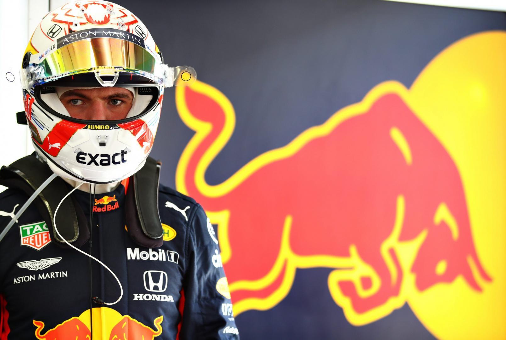 GP van Bahrein 2019 Red Bull Max Verstappen