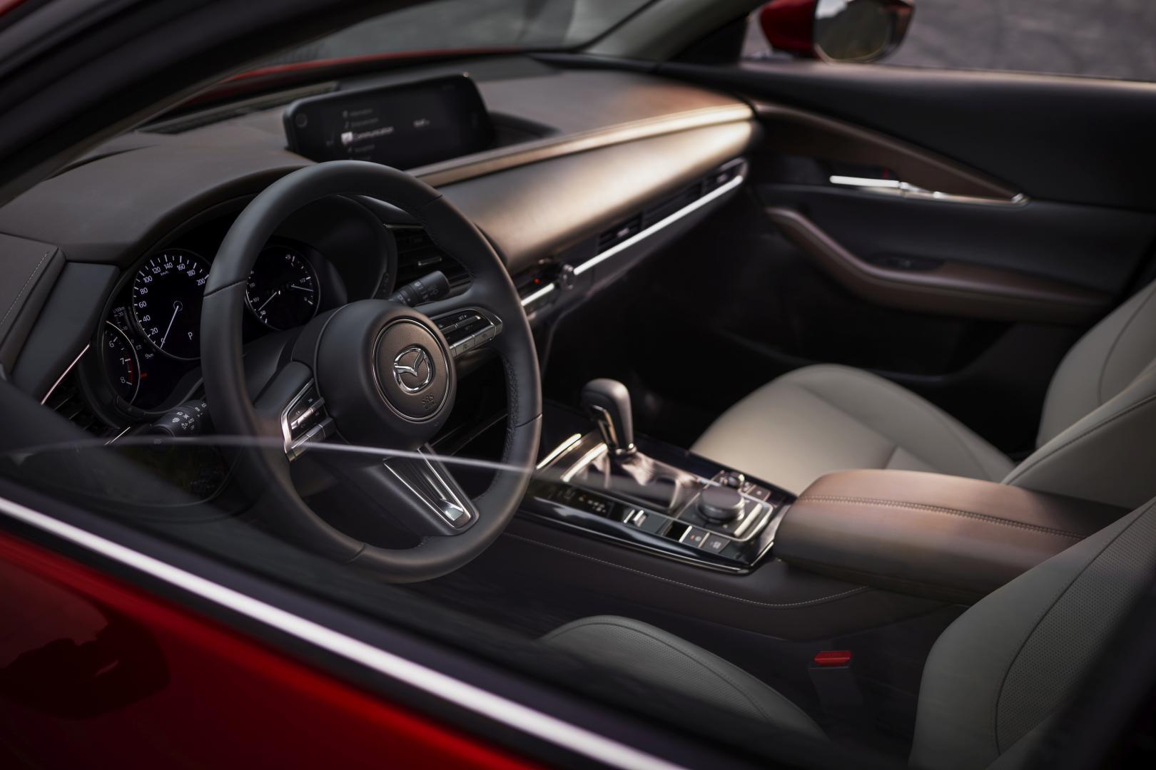 Mazda CX-30 interieur