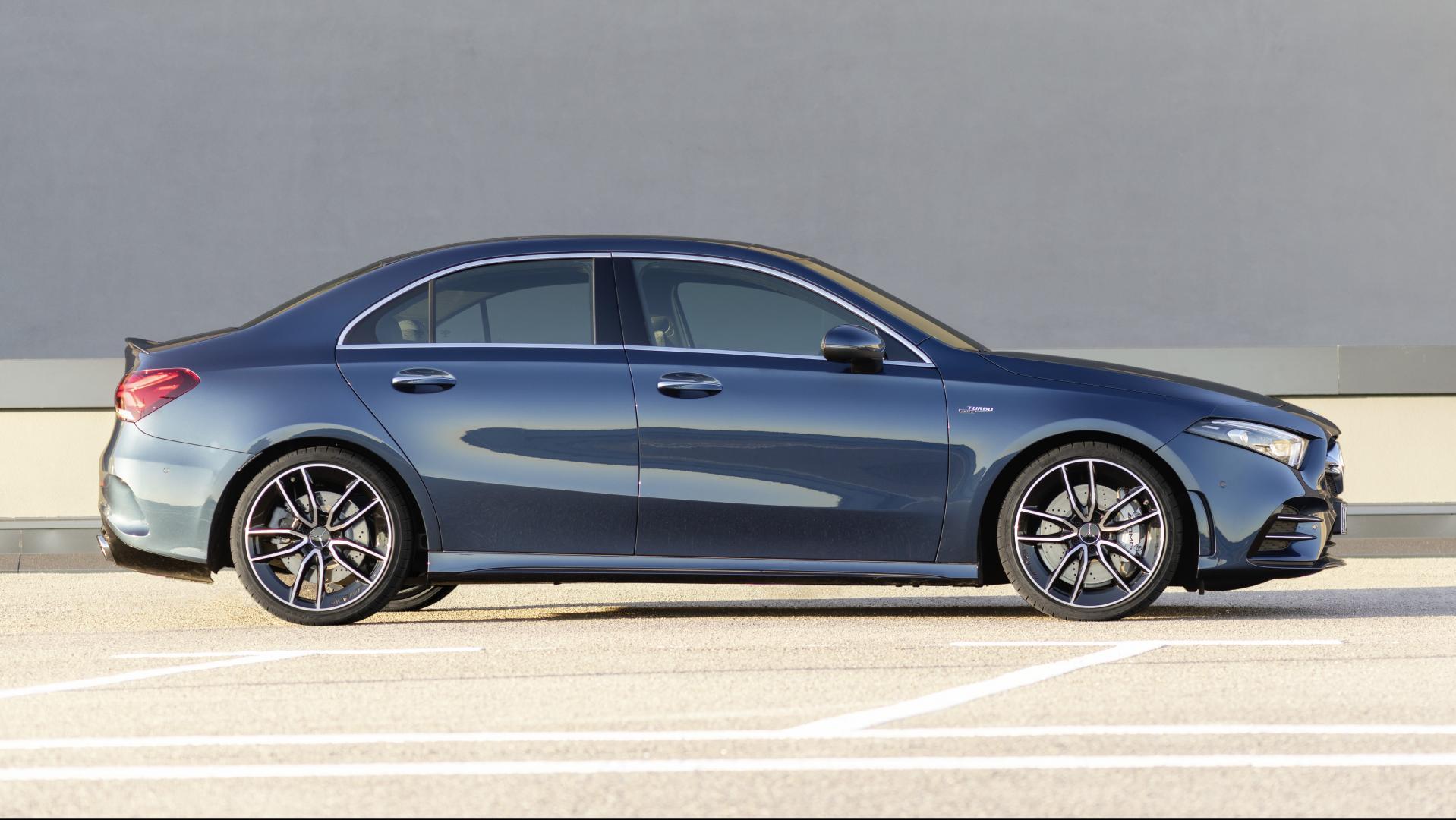 Mercedes-AMG A 35 Limousine 2.0