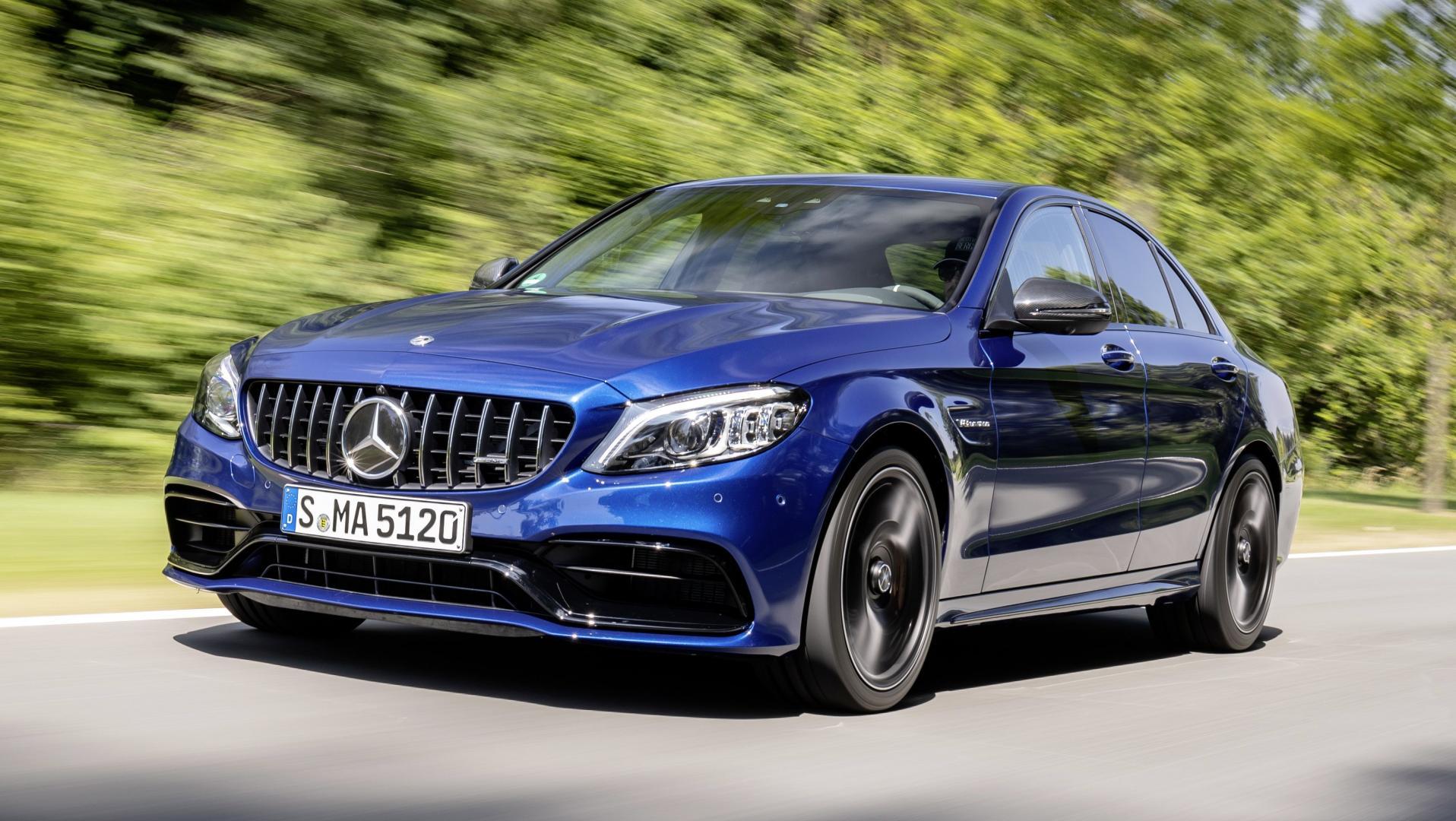 Der neue Mercedes-AMG C 63