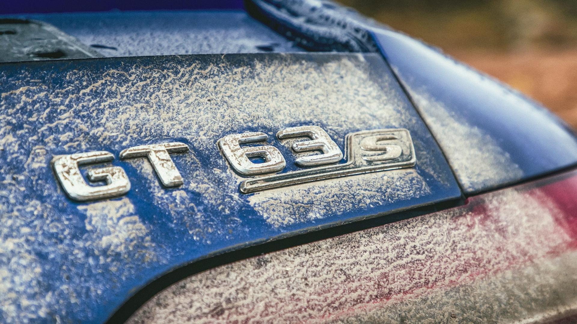Mercedes-AMG GT 63 S 4Matic+ 4-Door badge