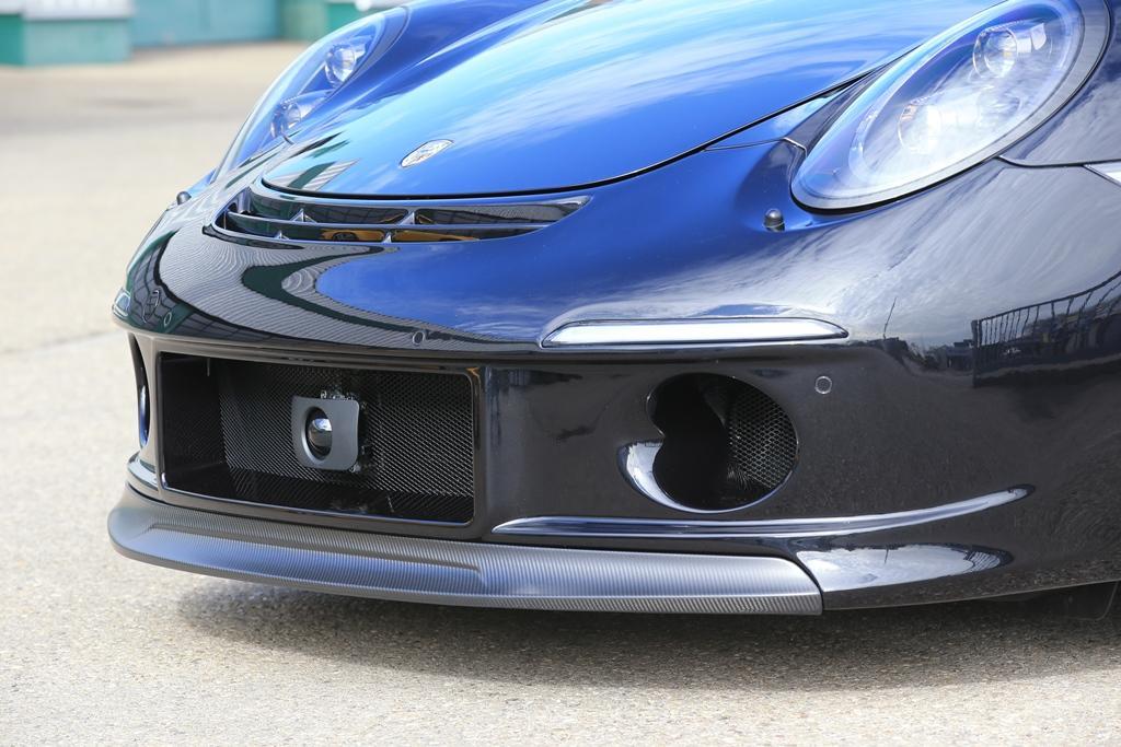 Porsche 911 RUF GT