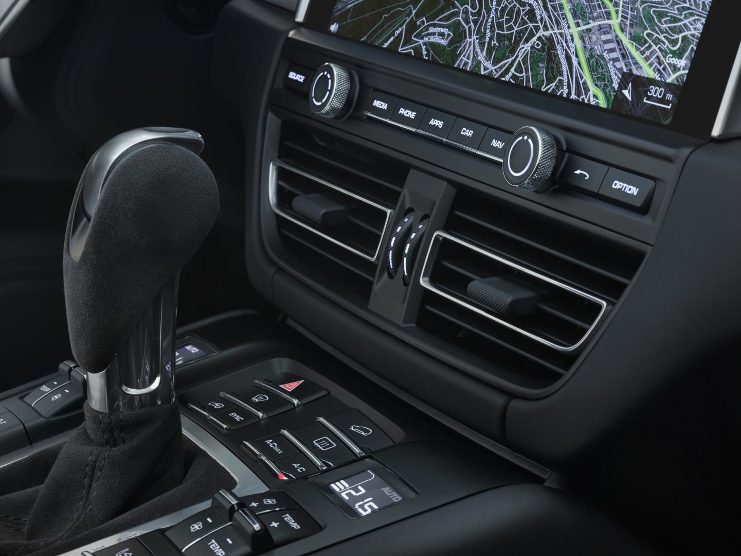 Porsche Macan 2019 interieur pdk