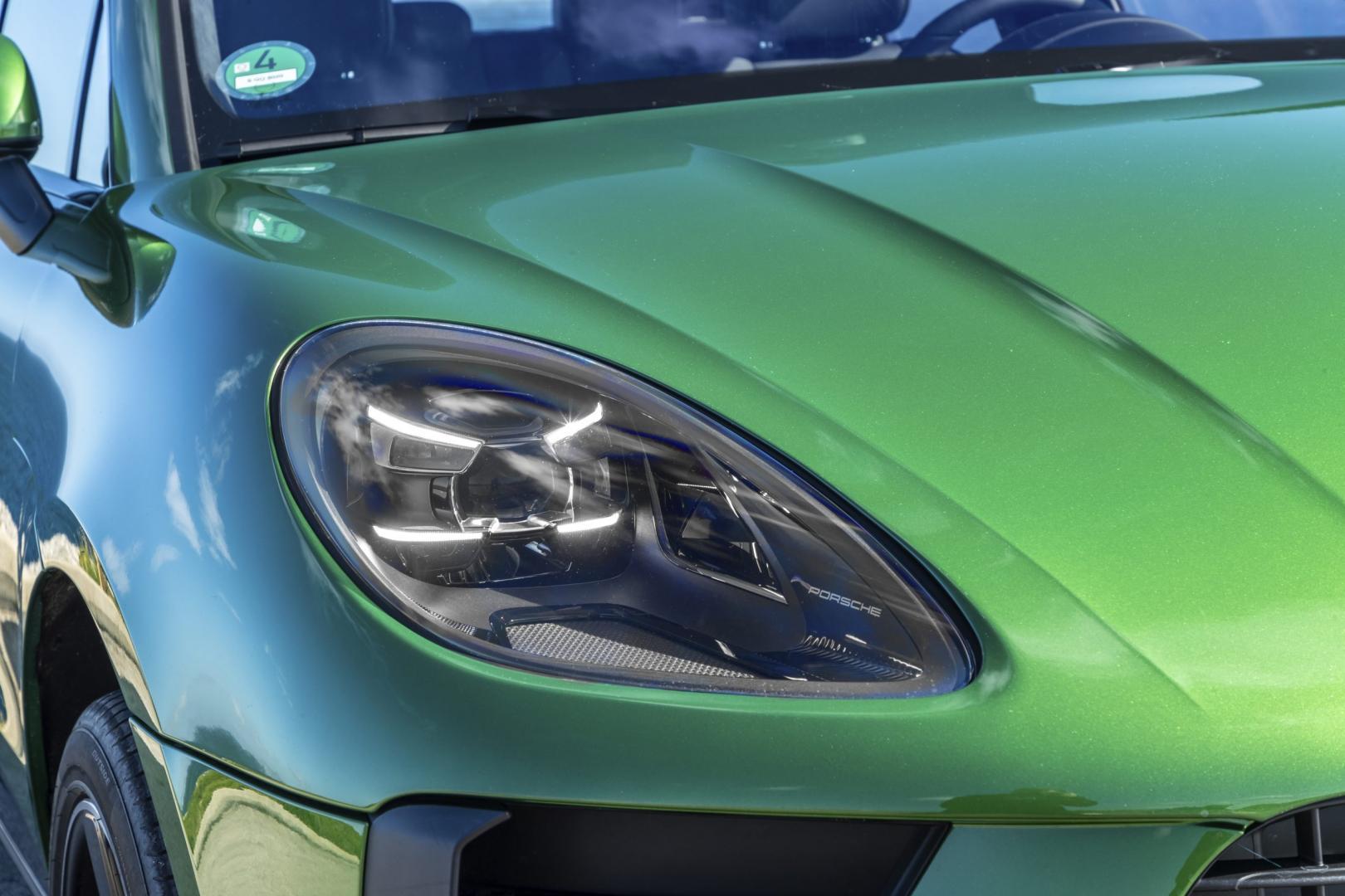 Porsche Macan 2019 koplamp
