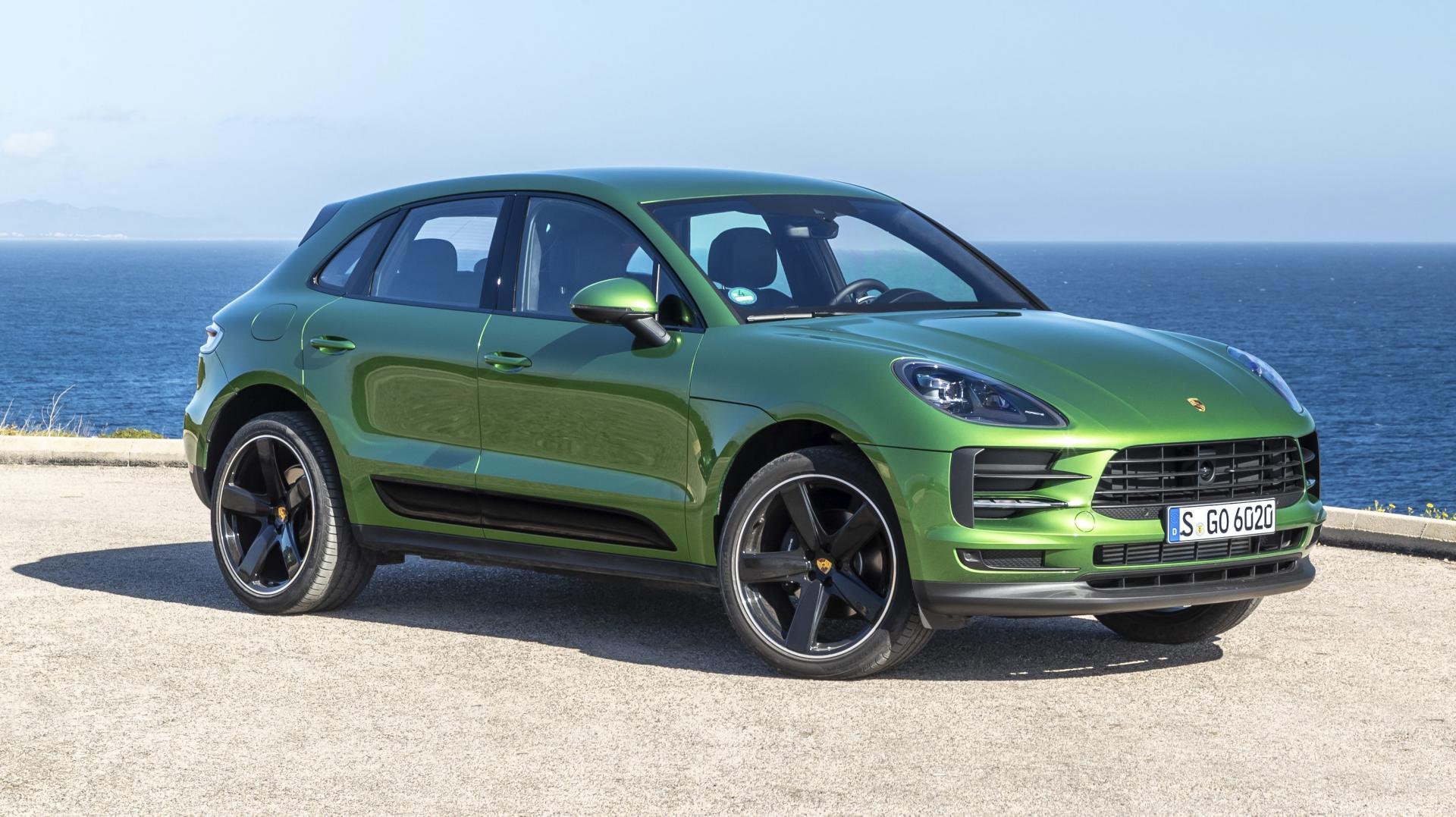 Porsche Macan 2.0 2019