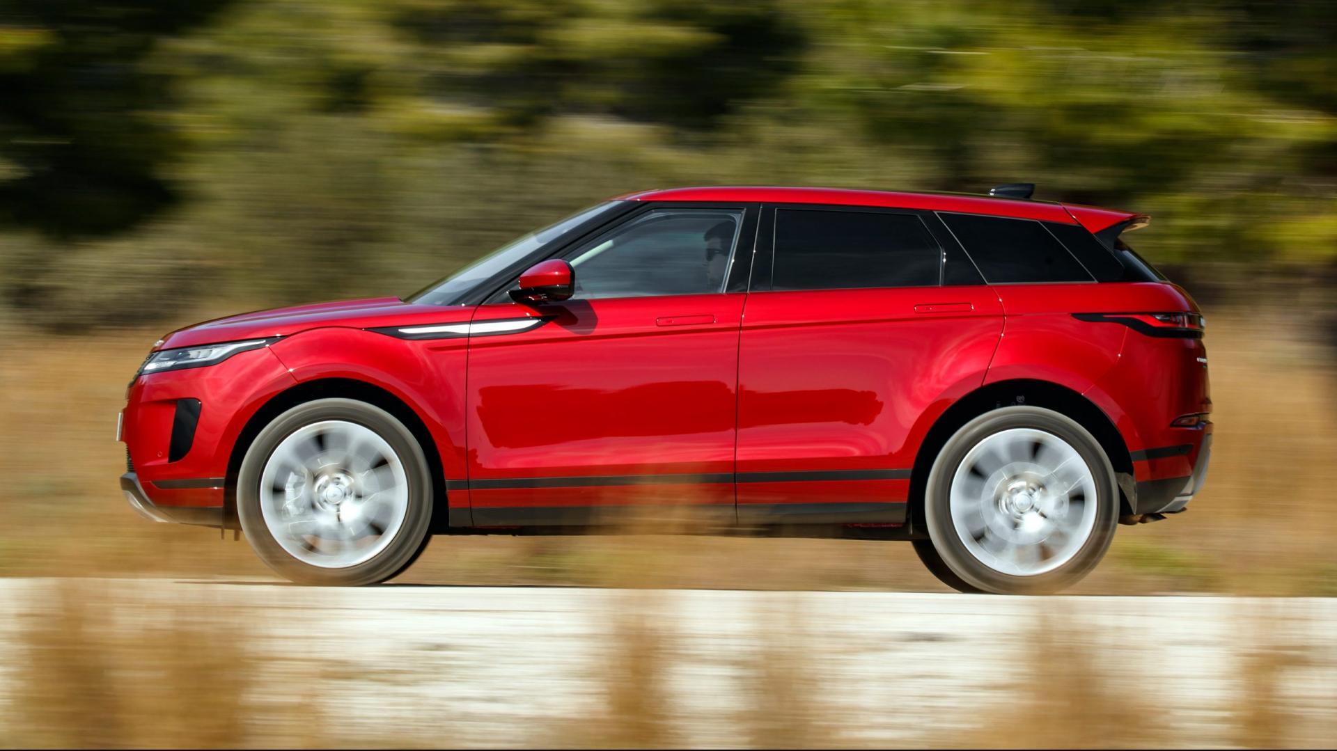 Range Rover Evoque S 2019