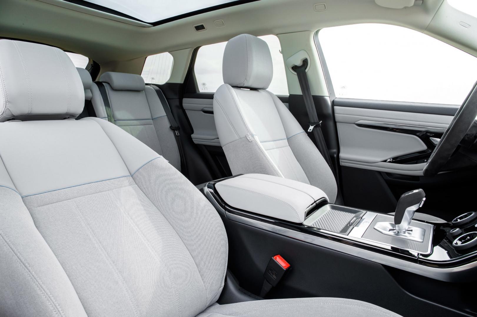 Range Rover Evoque S voorstoel