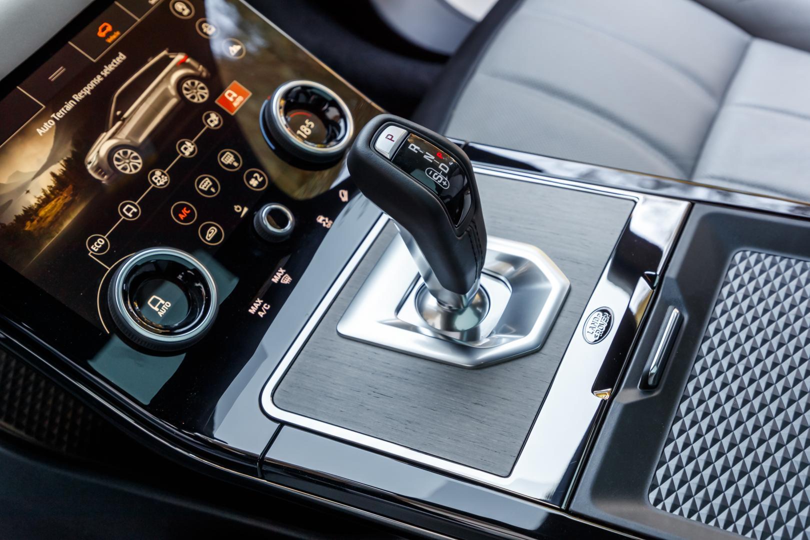 Range Rover Evoque S schakelpook automaat