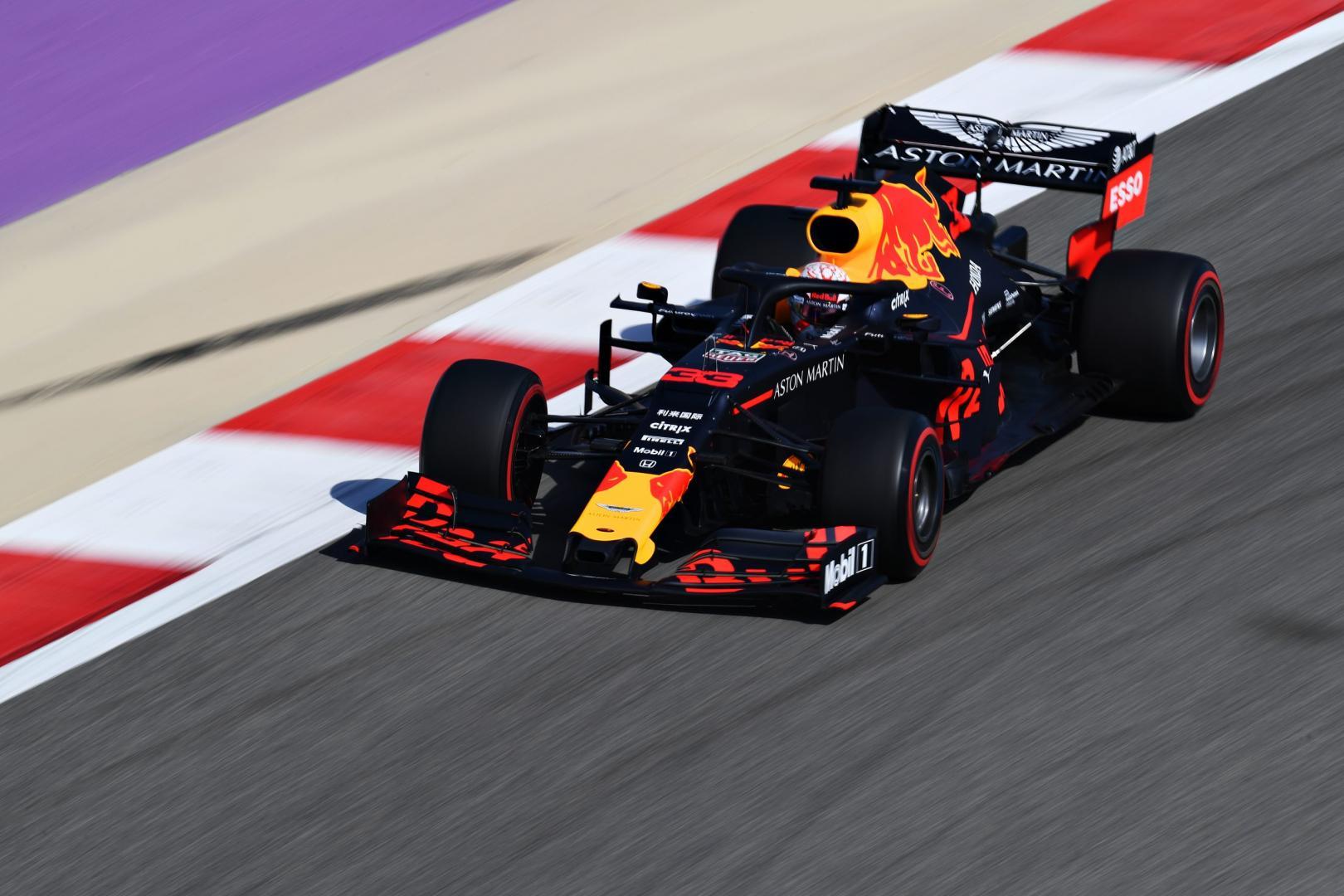GP van Bahrein 2019 Red Bull RB15