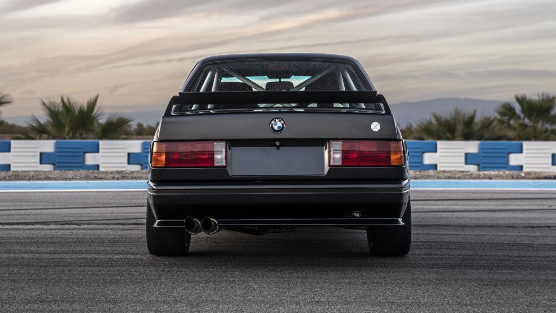 Redux BMW M3 E30