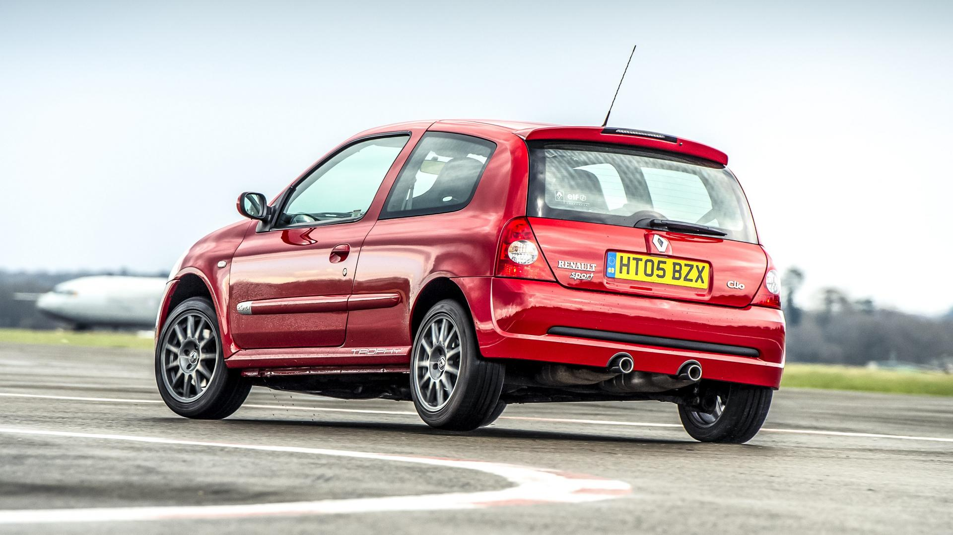 Renault Clio RS 182 Trophy