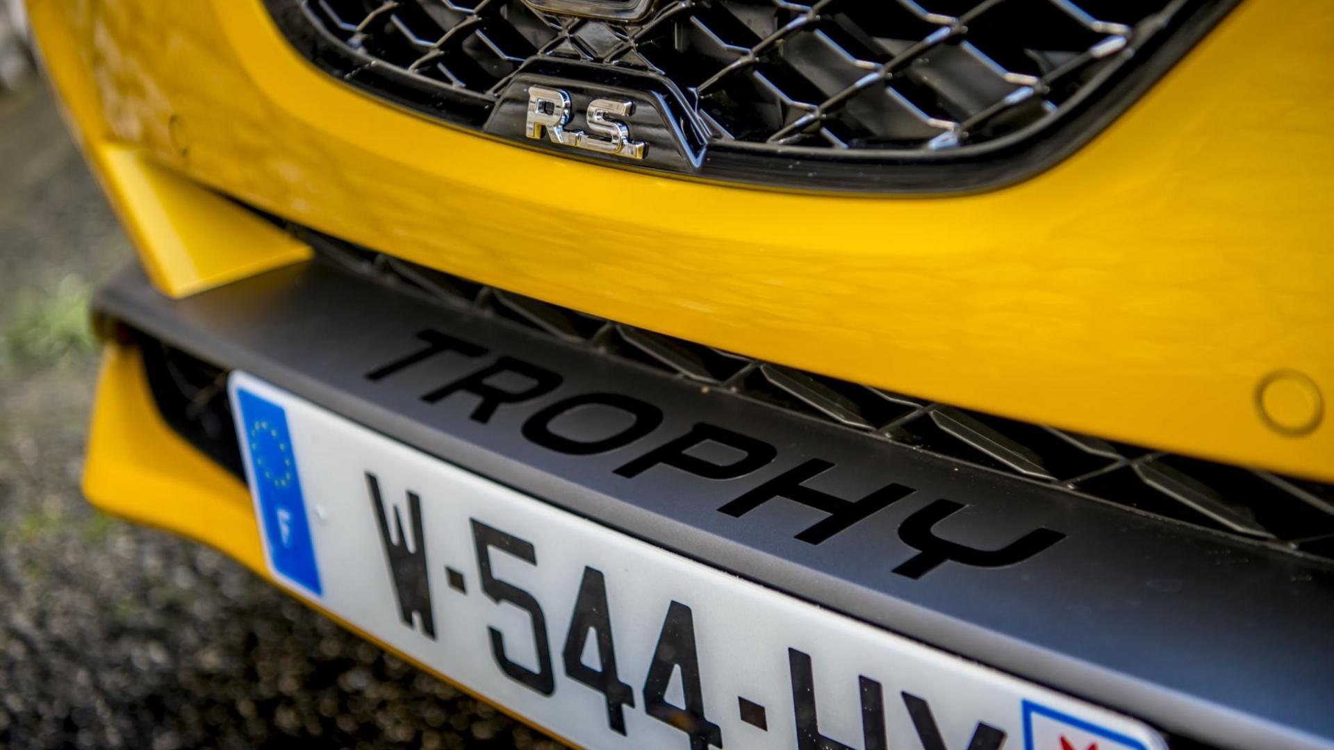 Renault Megane RS 300 Trophy