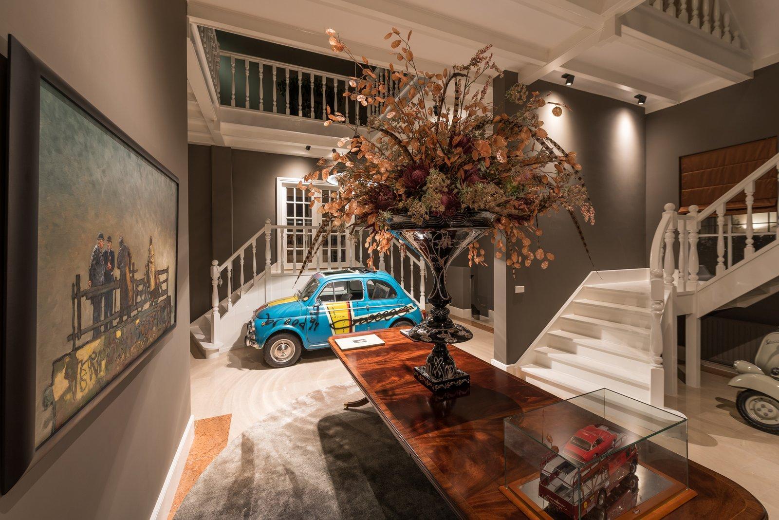 huis van autoliefhebber