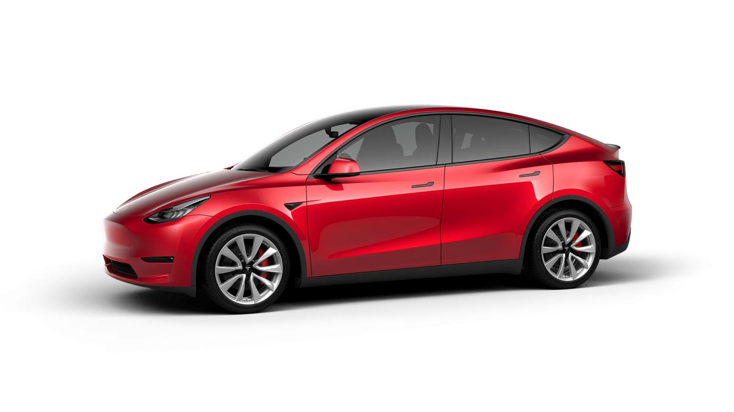 Tesla Model Y Performance 2019