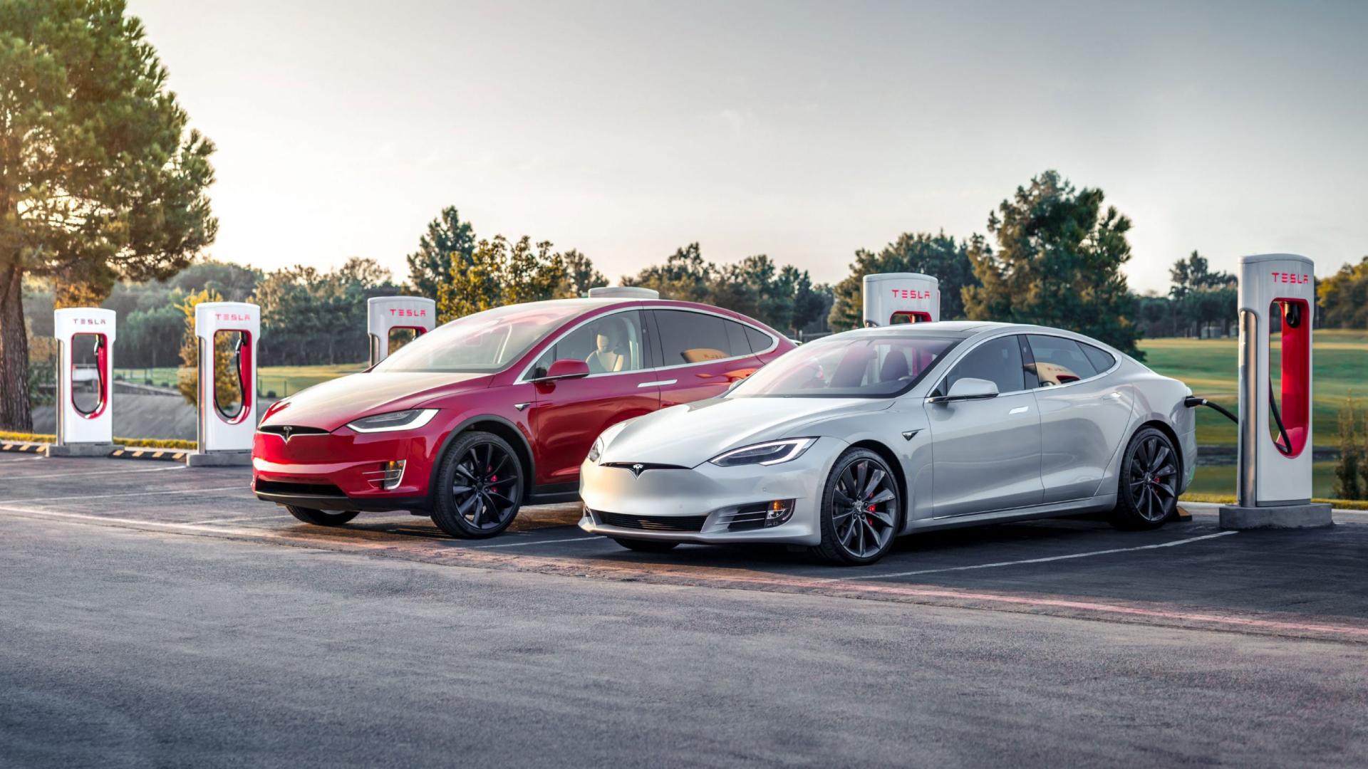 Tesla Model 3, model S, Model X en geen Tesla Model Y