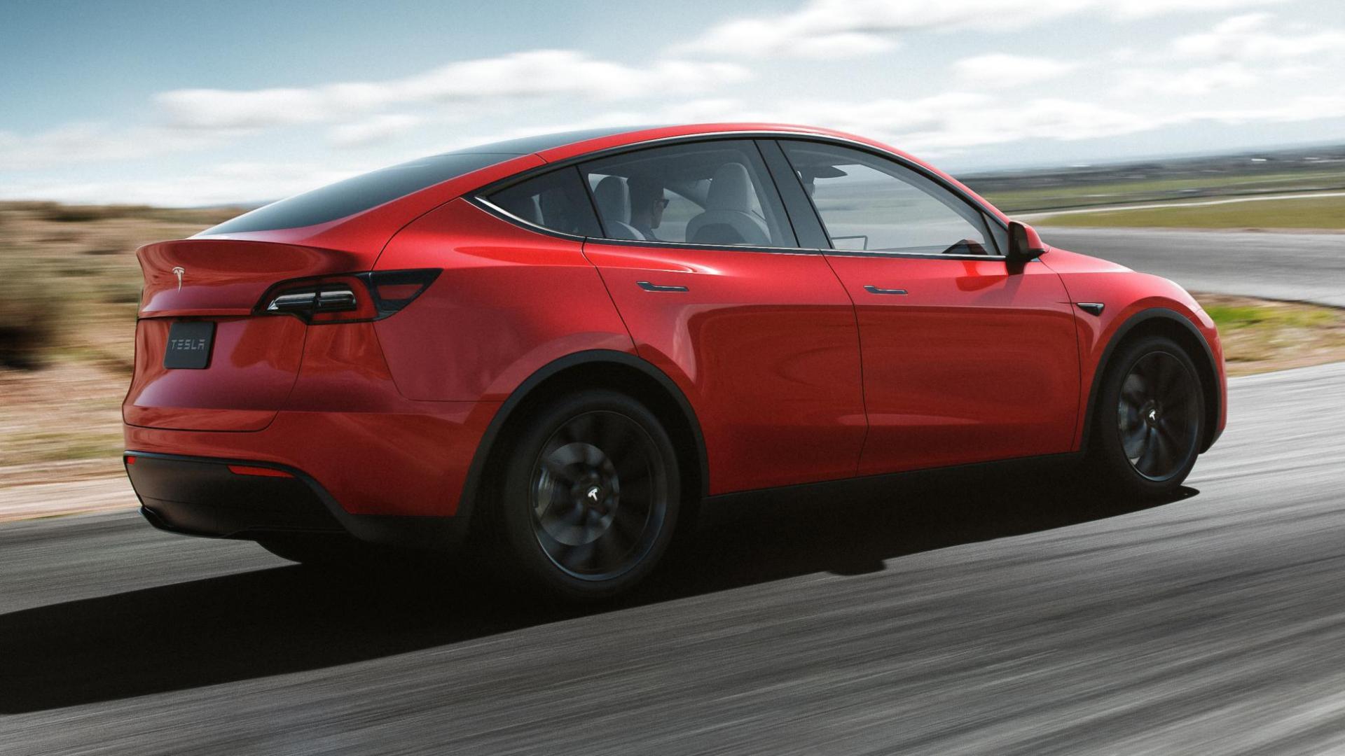 Tesla Model Y prijs
