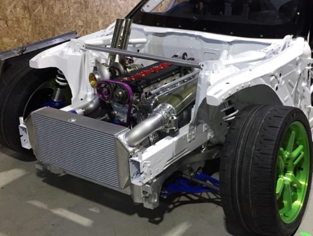 Eerste Toyota Supra A90 met 2JZ-motor