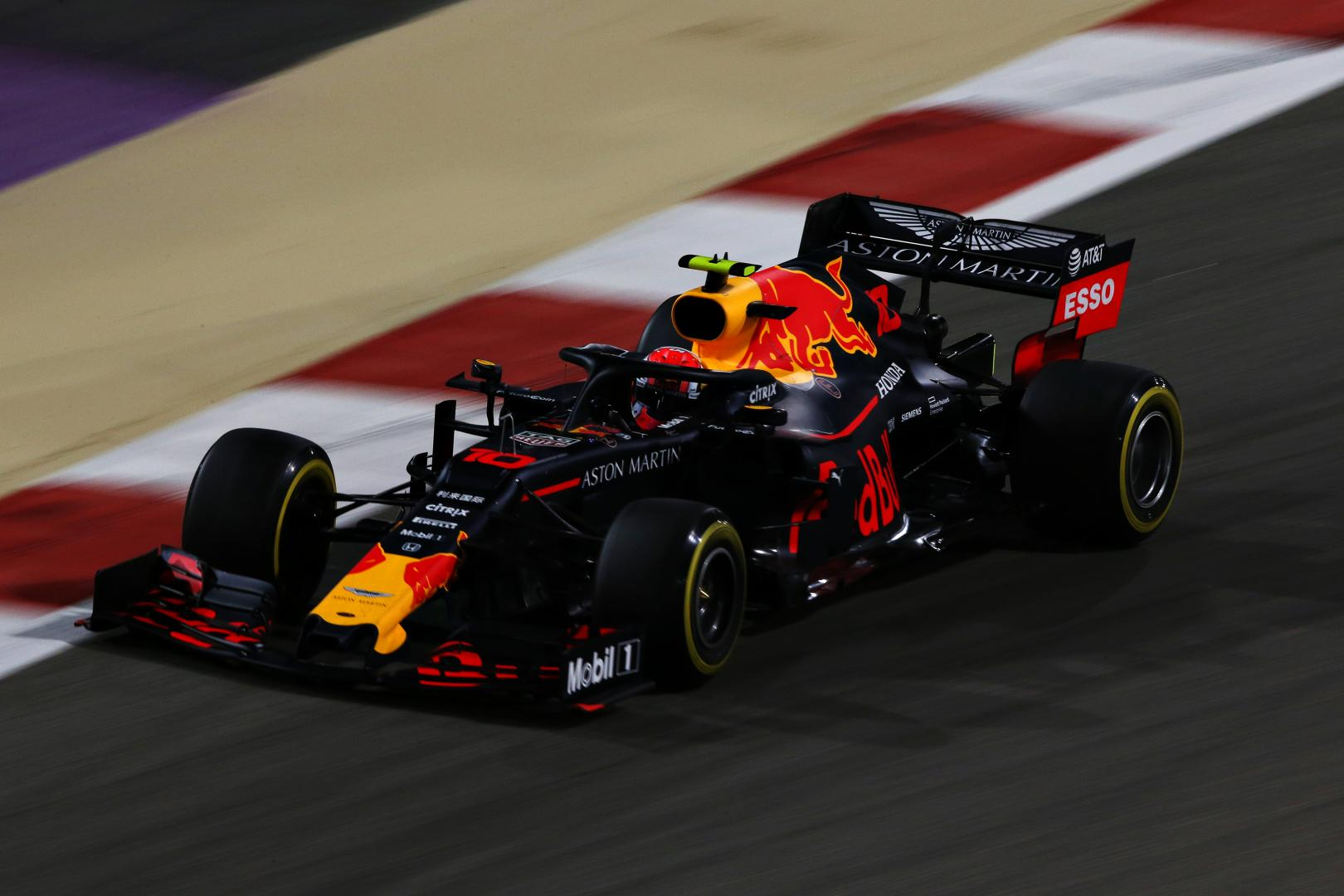 Uitslag van de GP van Bahrein 2019