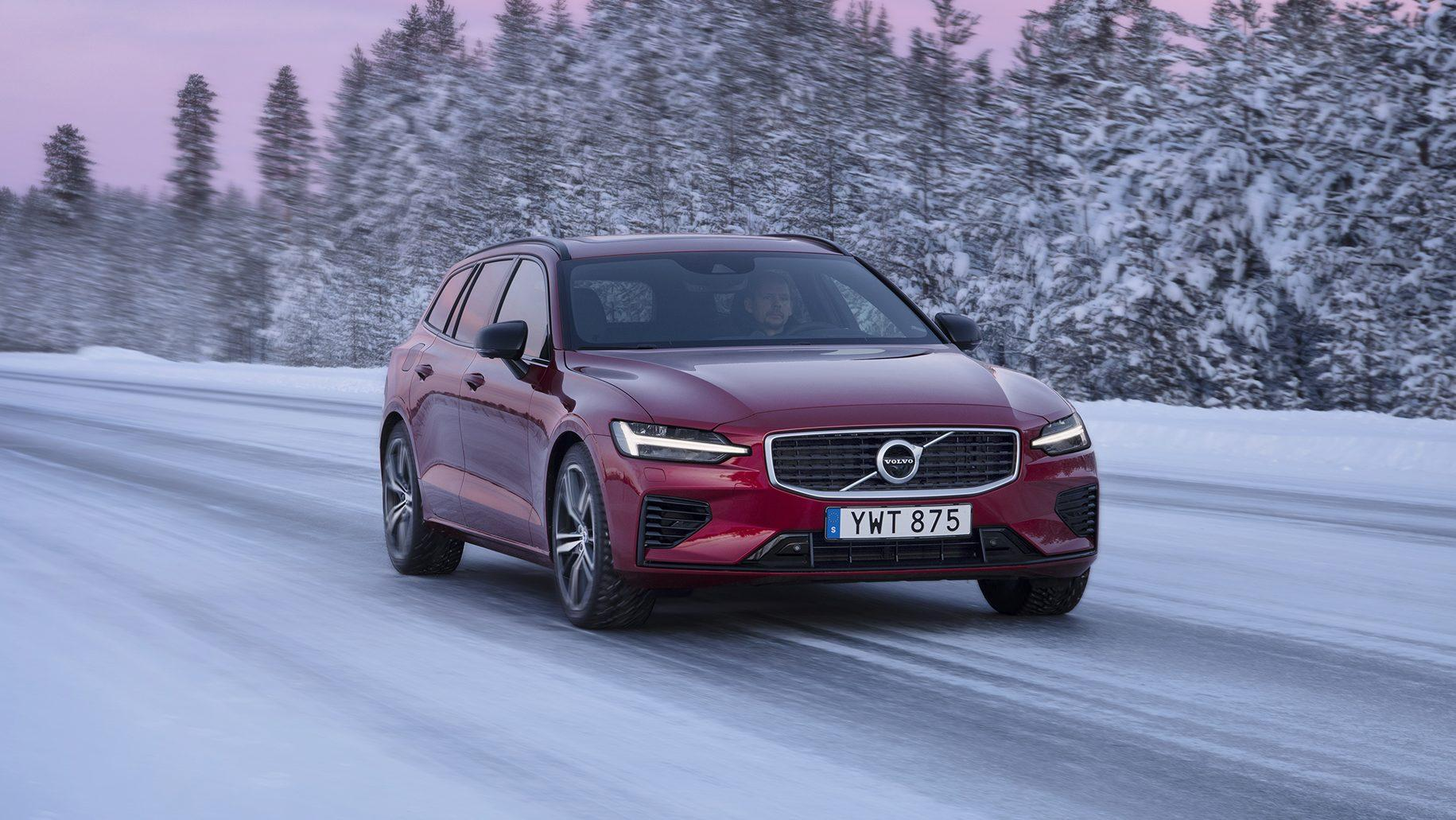 Volvo V60 T8 Twin Engine AWD R-Design