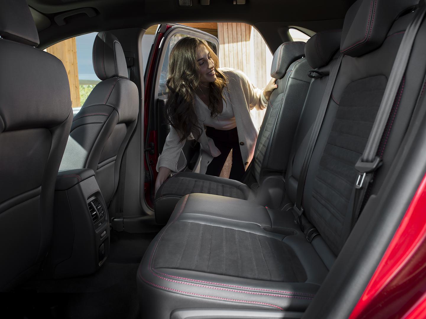 Nieuwe Ford Kuga 2019 achterbank