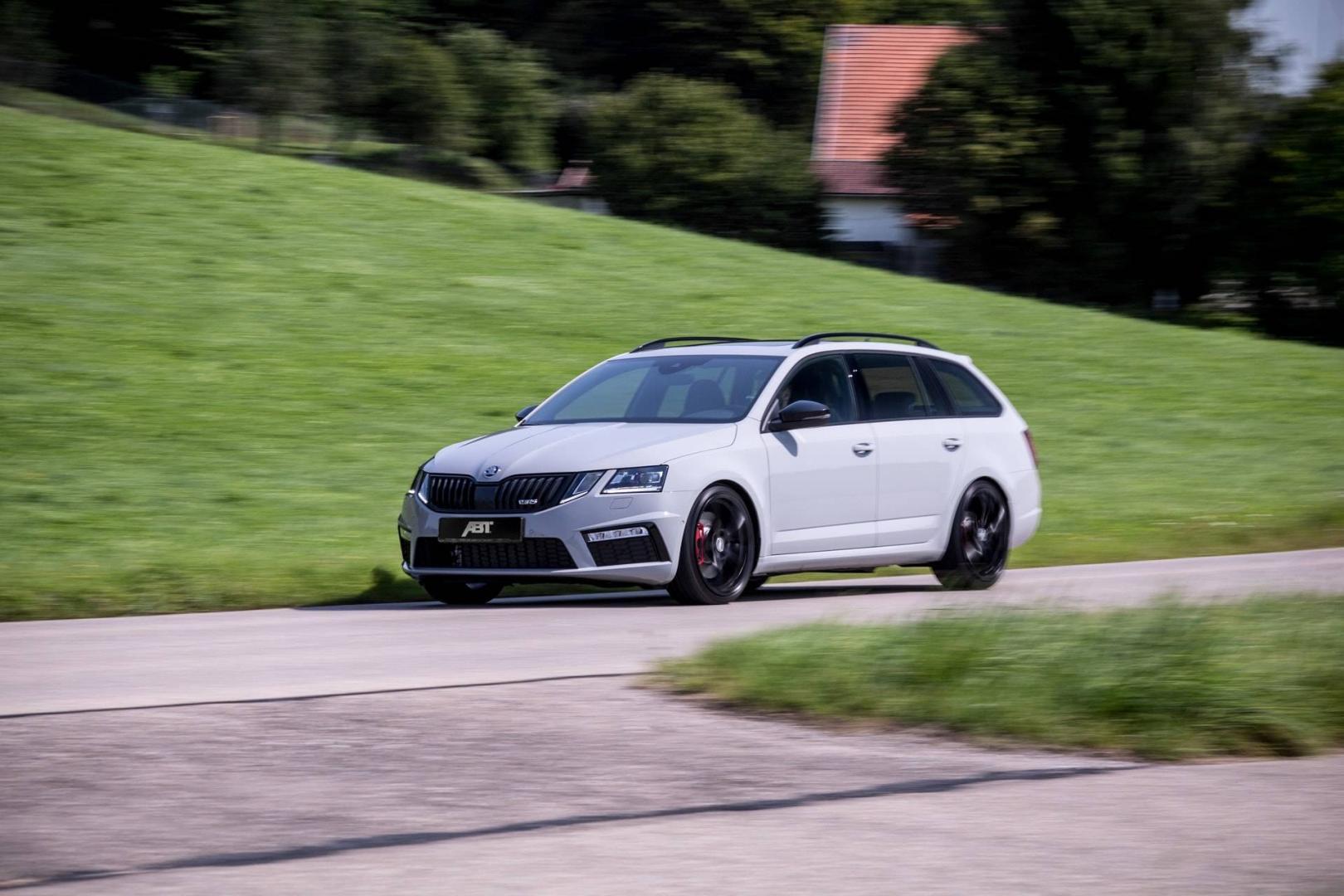 Abt Skoda Octavia RS