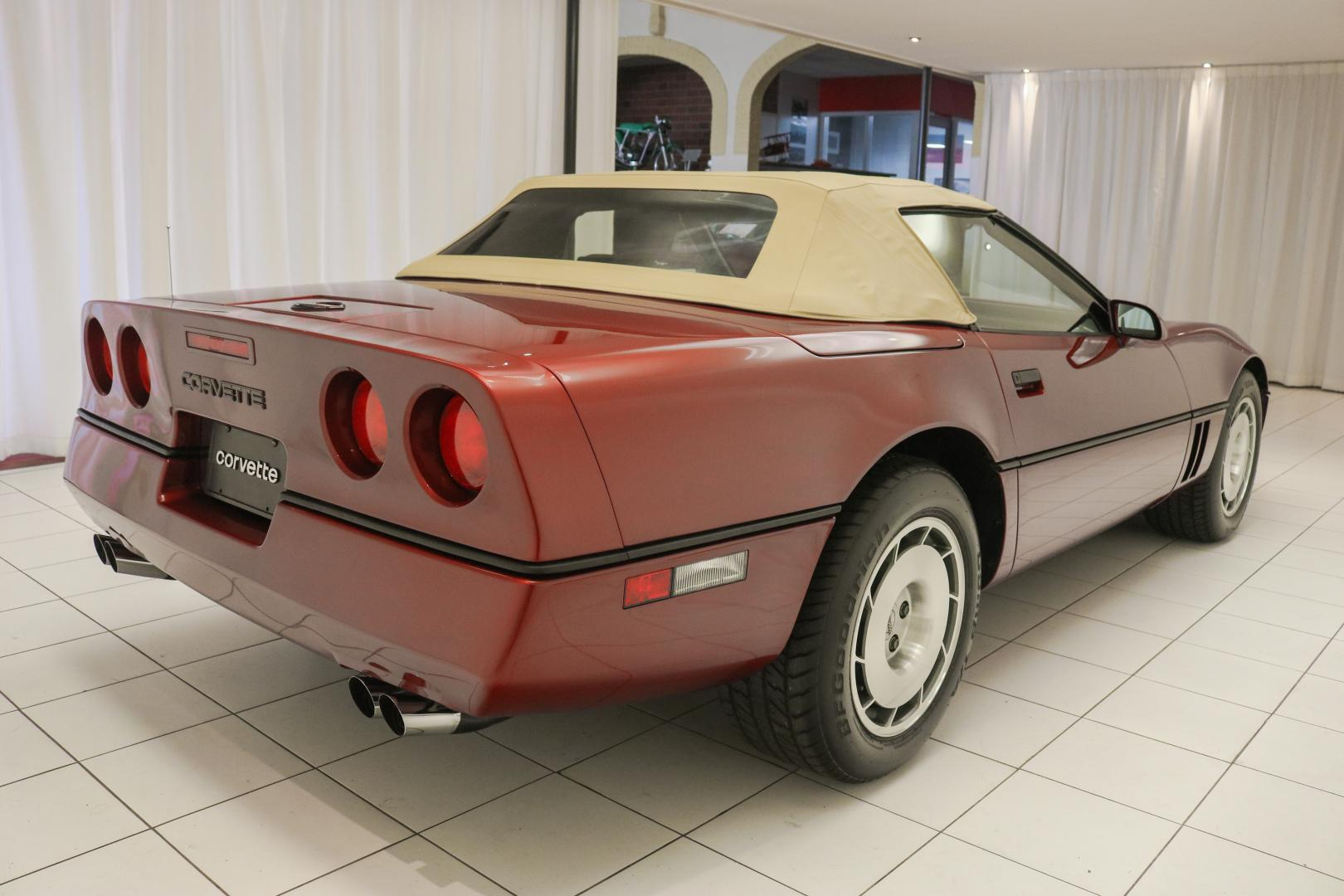 Chevrolet Corvette Pace Car Edition