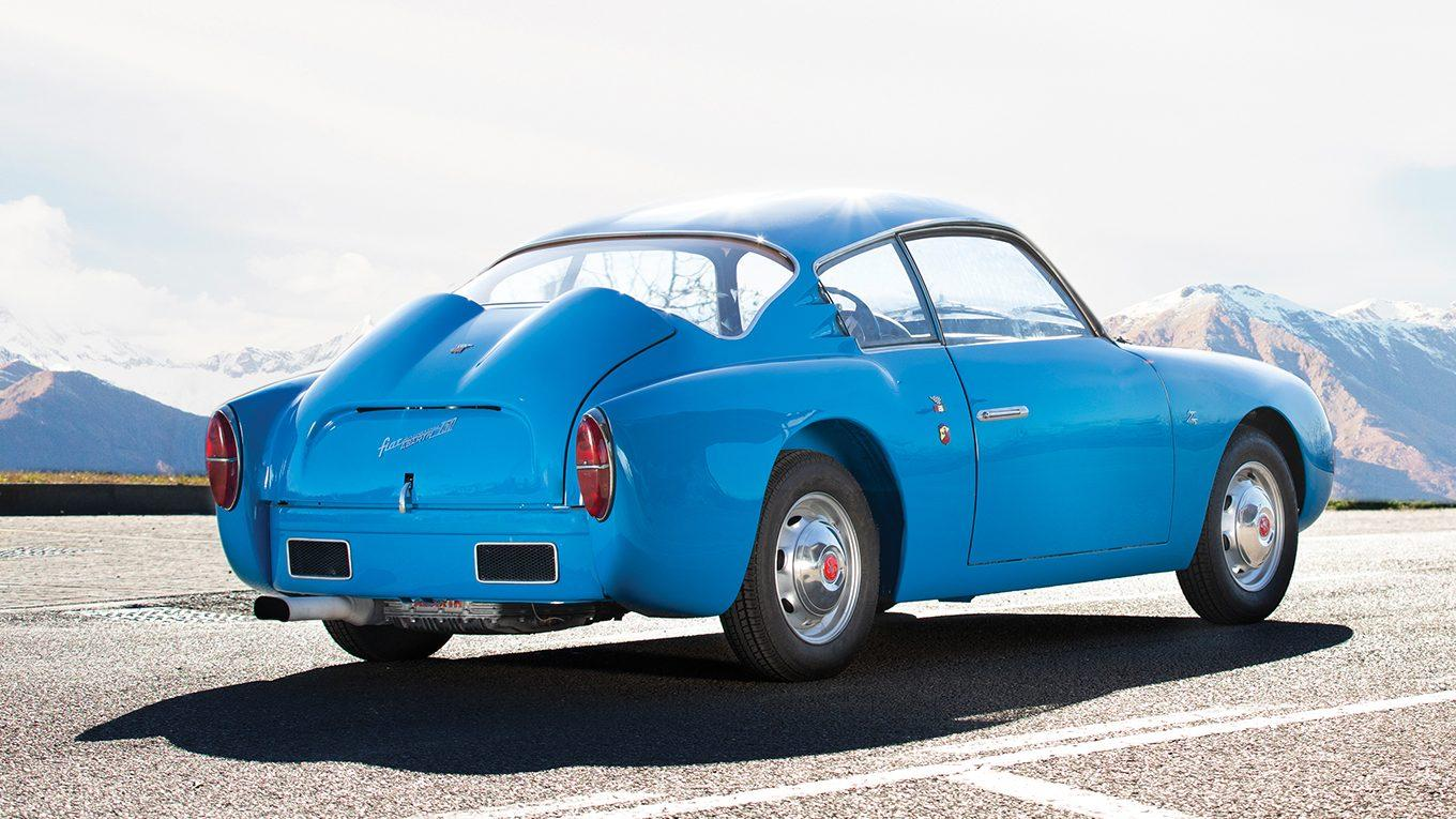 1959 Fiat-Abarth 750 GT 'Double Bubble' Zagato