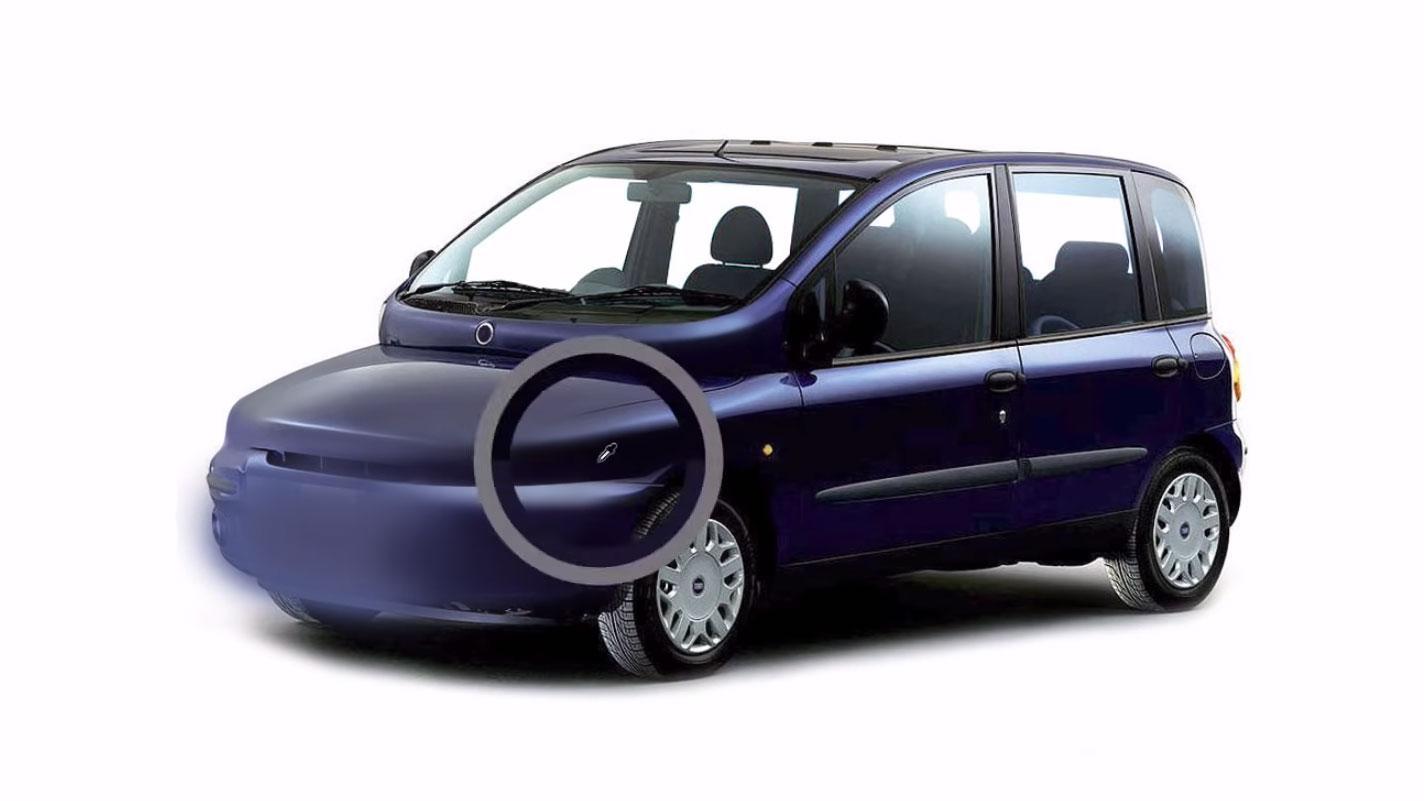 Fiat Multipla mooier