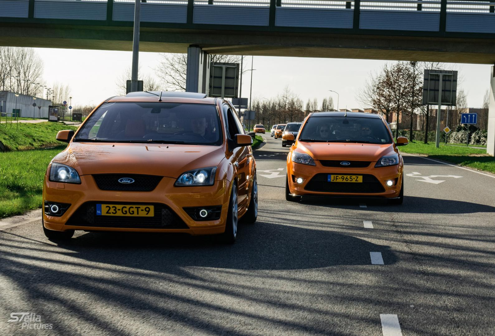 Ford Focus ST Club Meeting