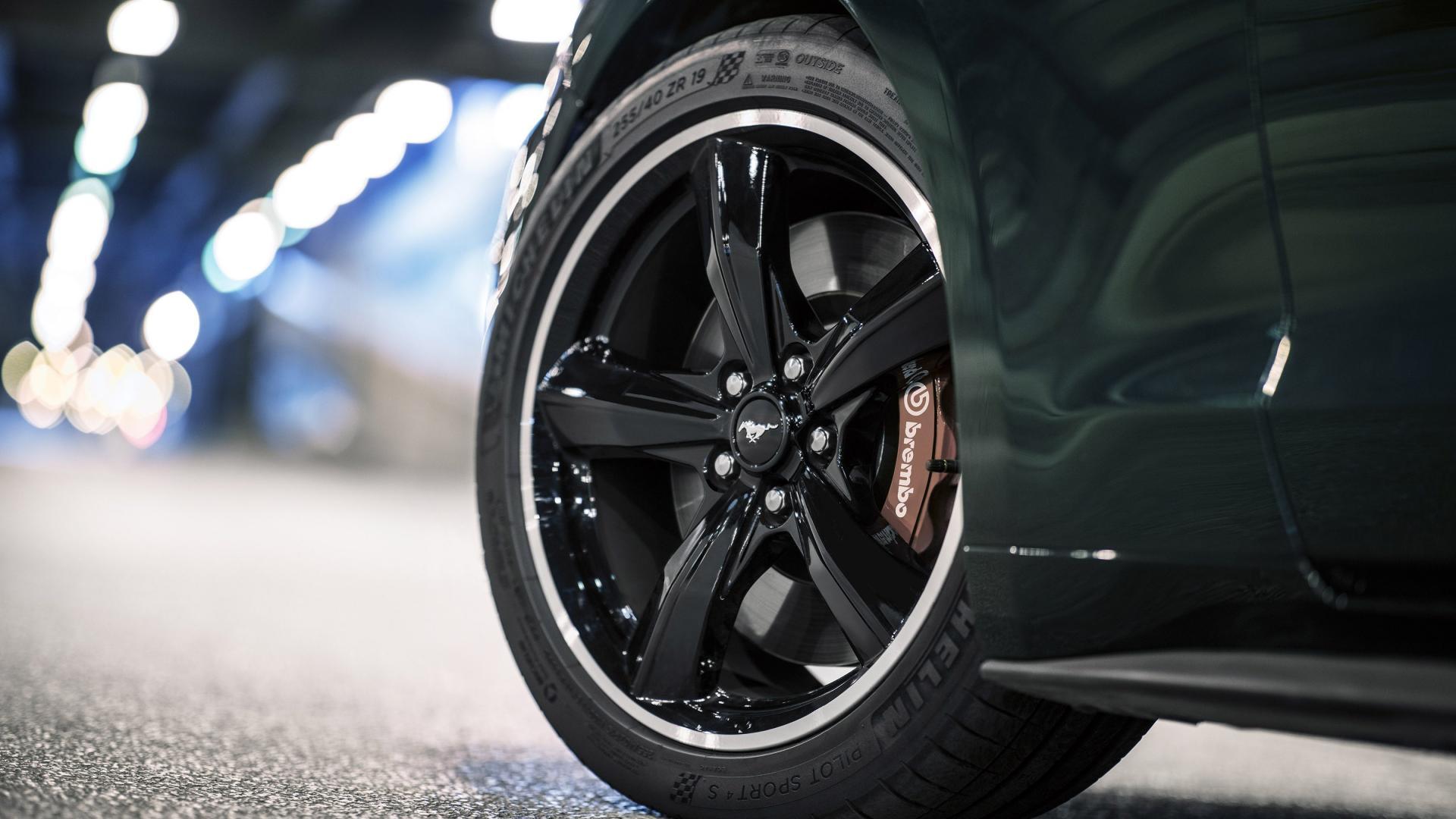 Ford Mustang Bullitt wiel