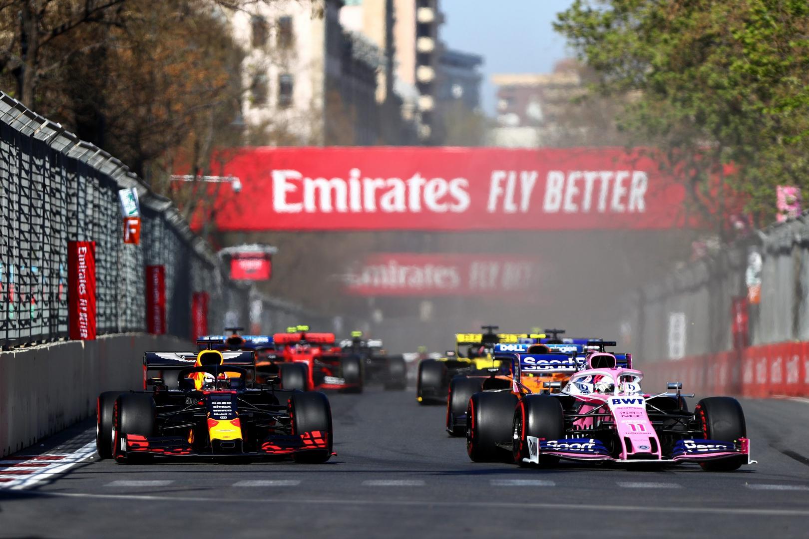 Gevolgen van de GP van Azerbeidzjan 2019